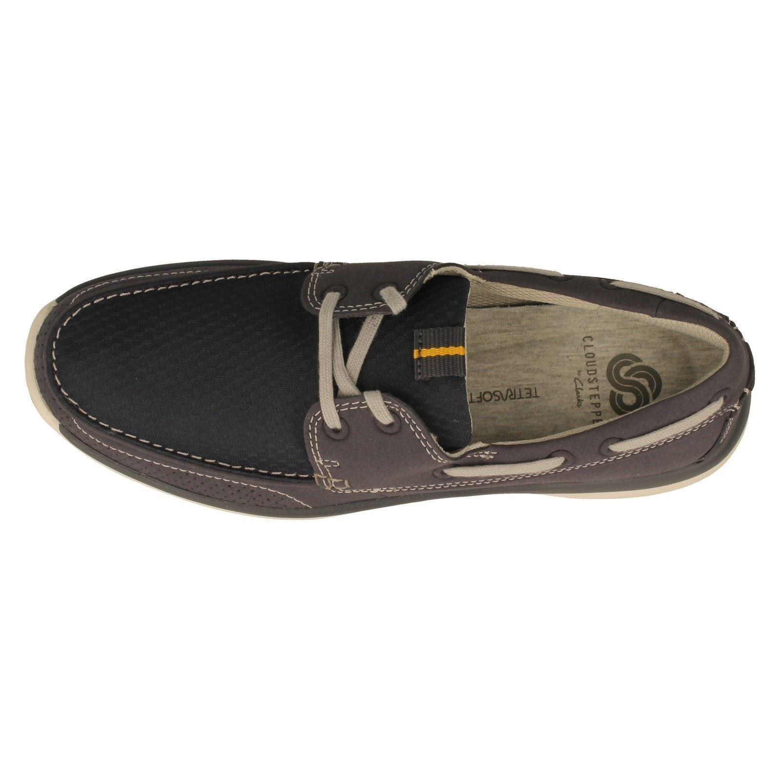Clarks Scarpe Scarpe Scarpe Casual Stile Marcus Edge-W 4faf1c