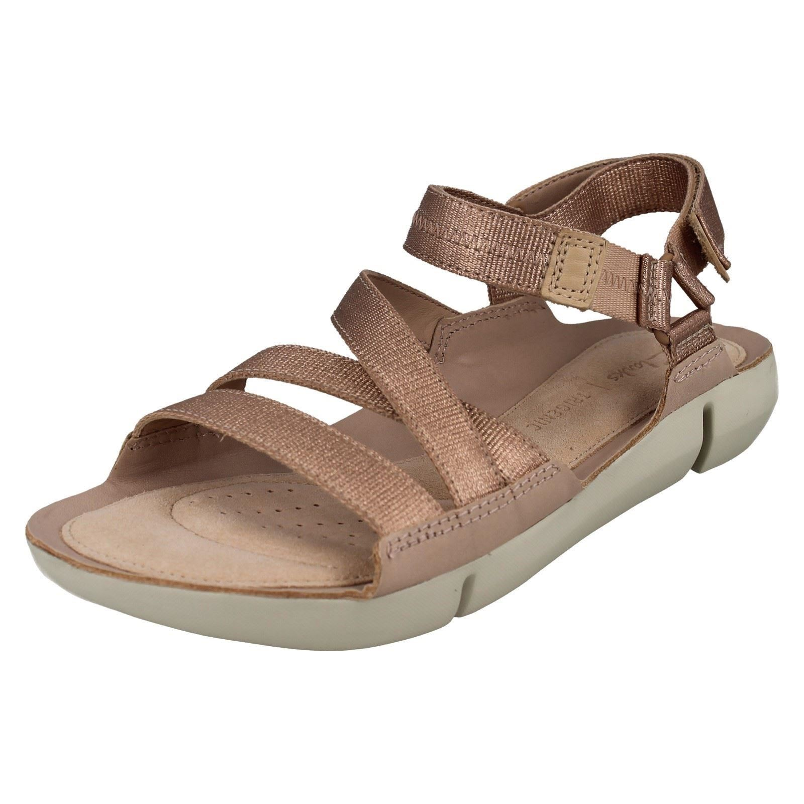 7abeac7c6fefd Women s Clarks Tri Sienna Strap Sandals in Pink UK 7   EU 41. About this  product. Picture 1 of 9  Picture 2 of 9 ...