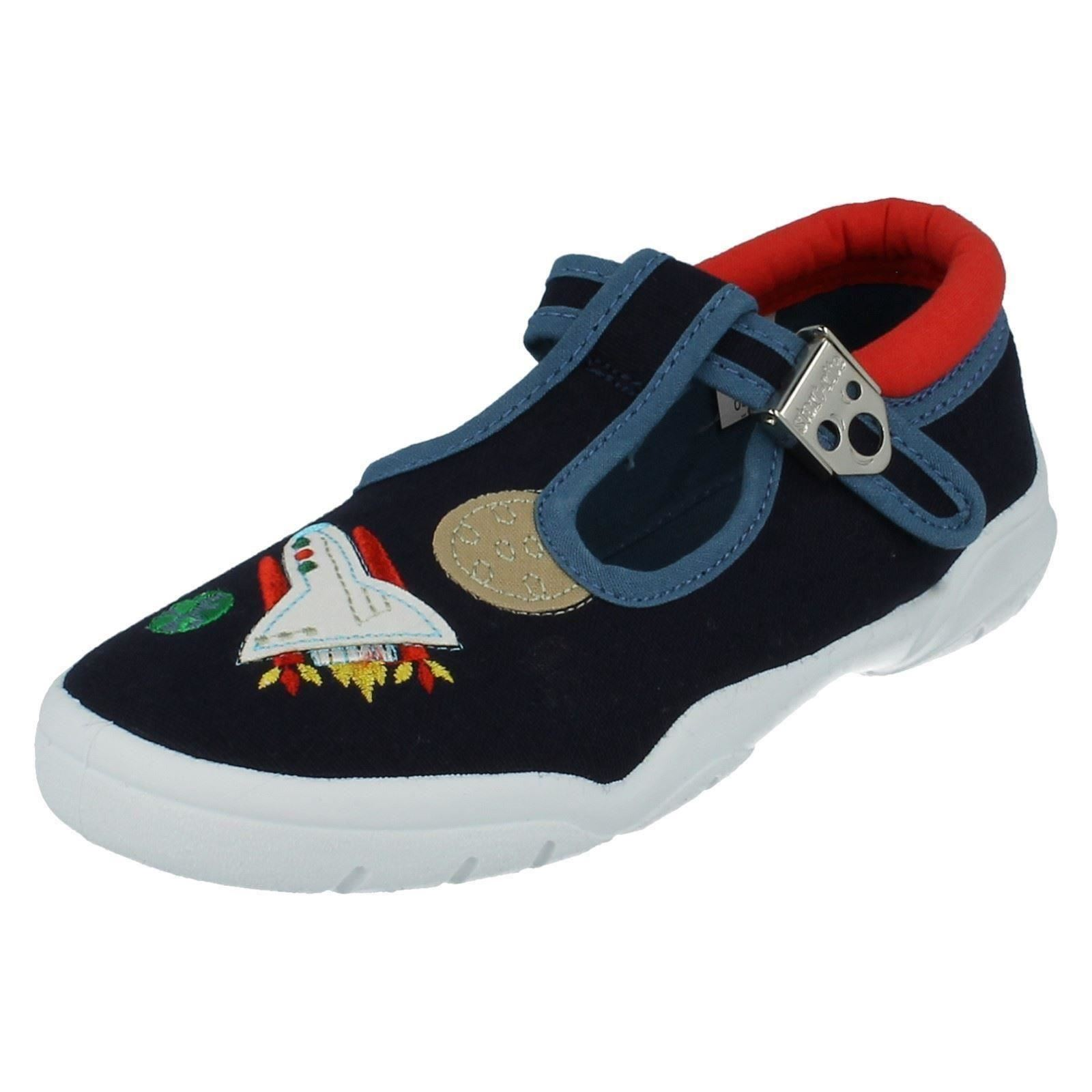 Boys Start Rite Shoes The Style - Space Cadet Navy 12 UK E  c75604ad0