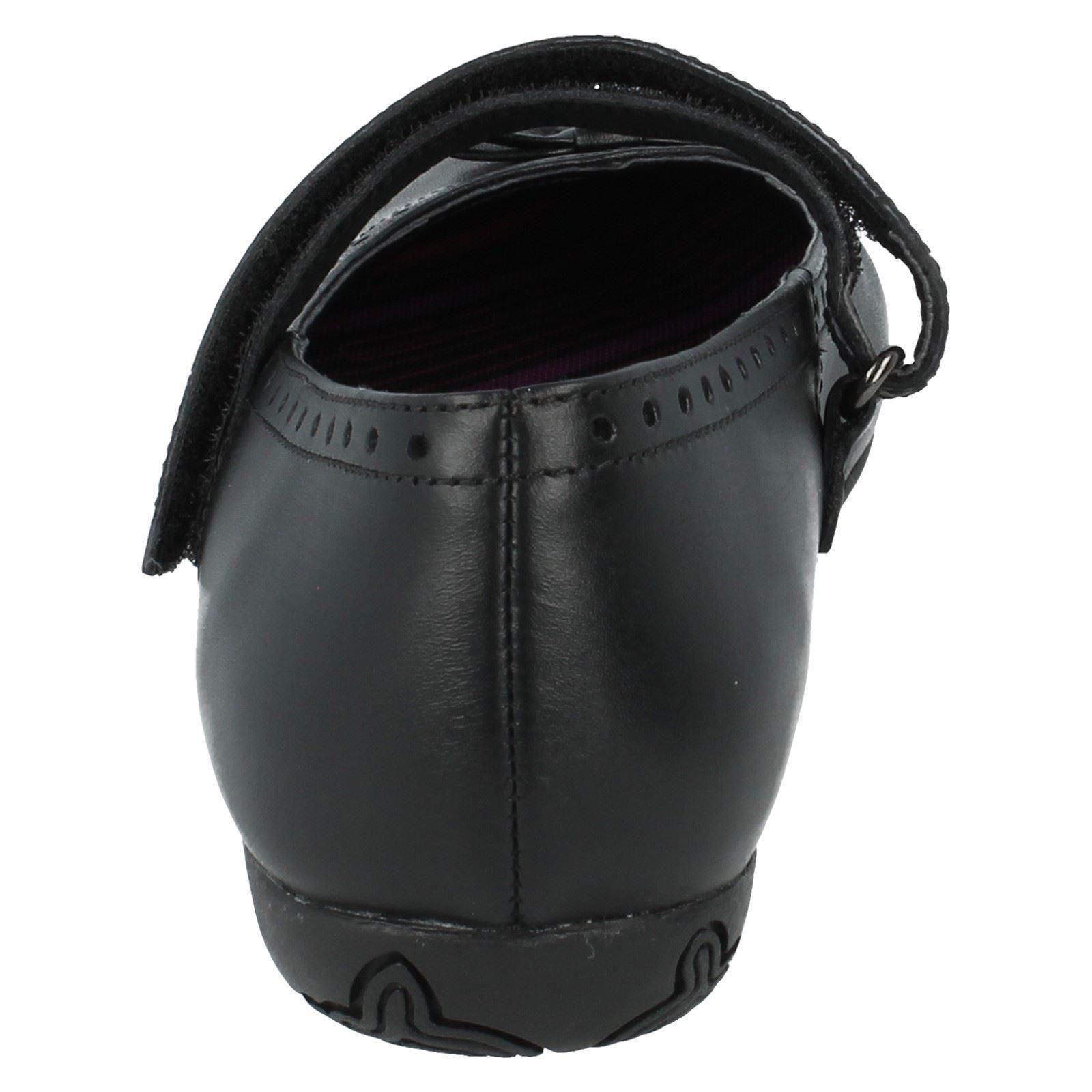 Clarks Bootleg Girls School Shoes 'No Breeze' ~ K