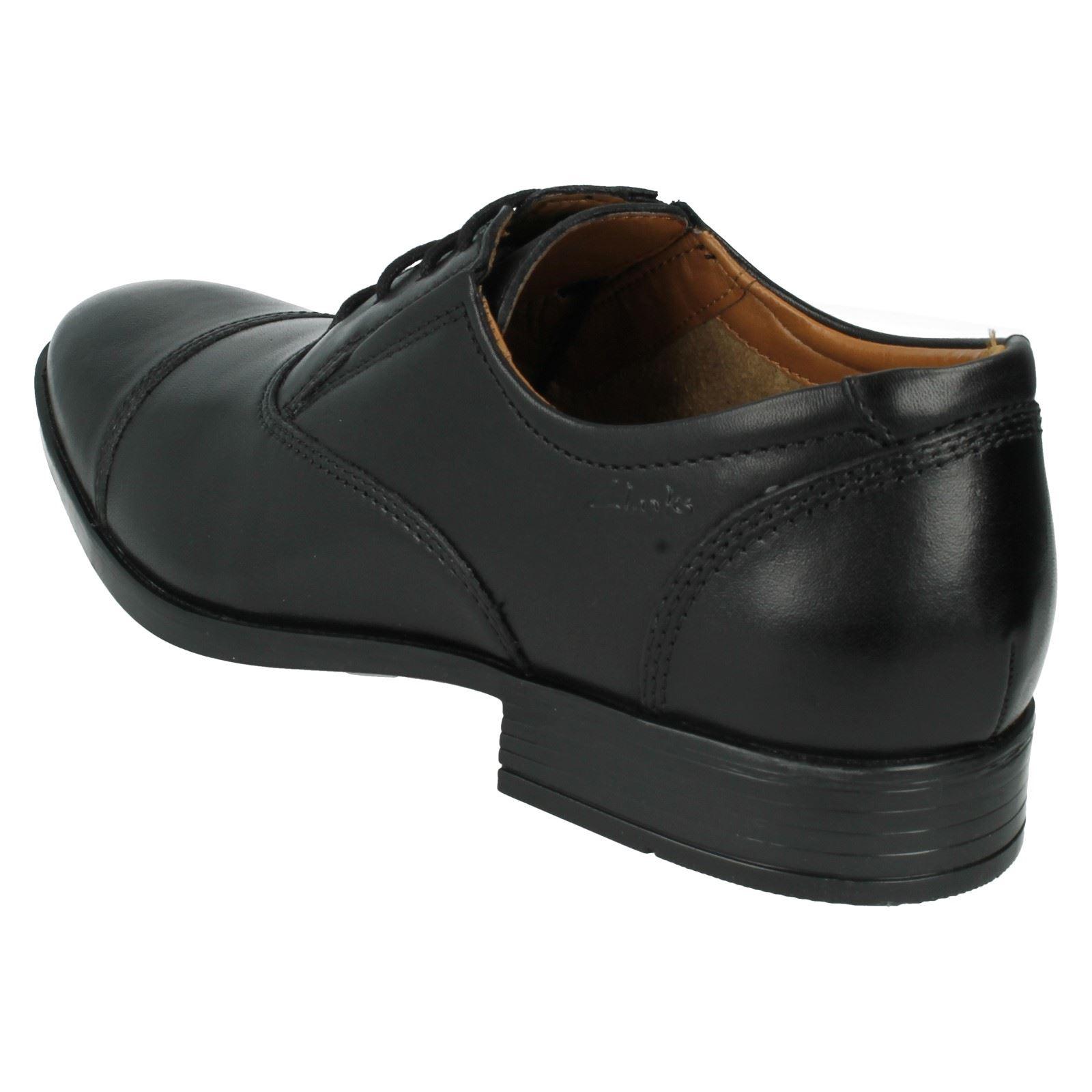 Uomo Cap Clarks Formal Schuhes Kalden Cap Uomo cf1f2f