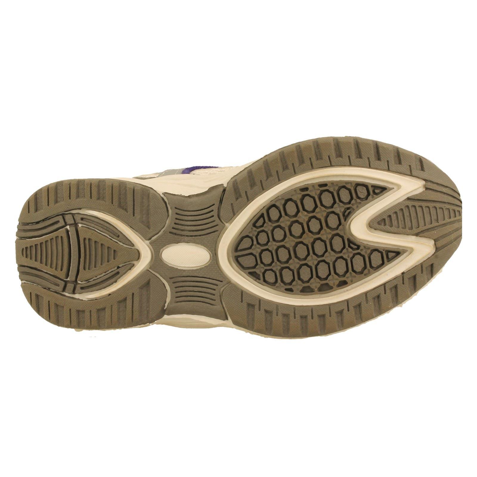 Chicas Hi-Tec Zapatillas Etiqueta R155 Jrg EZ-W