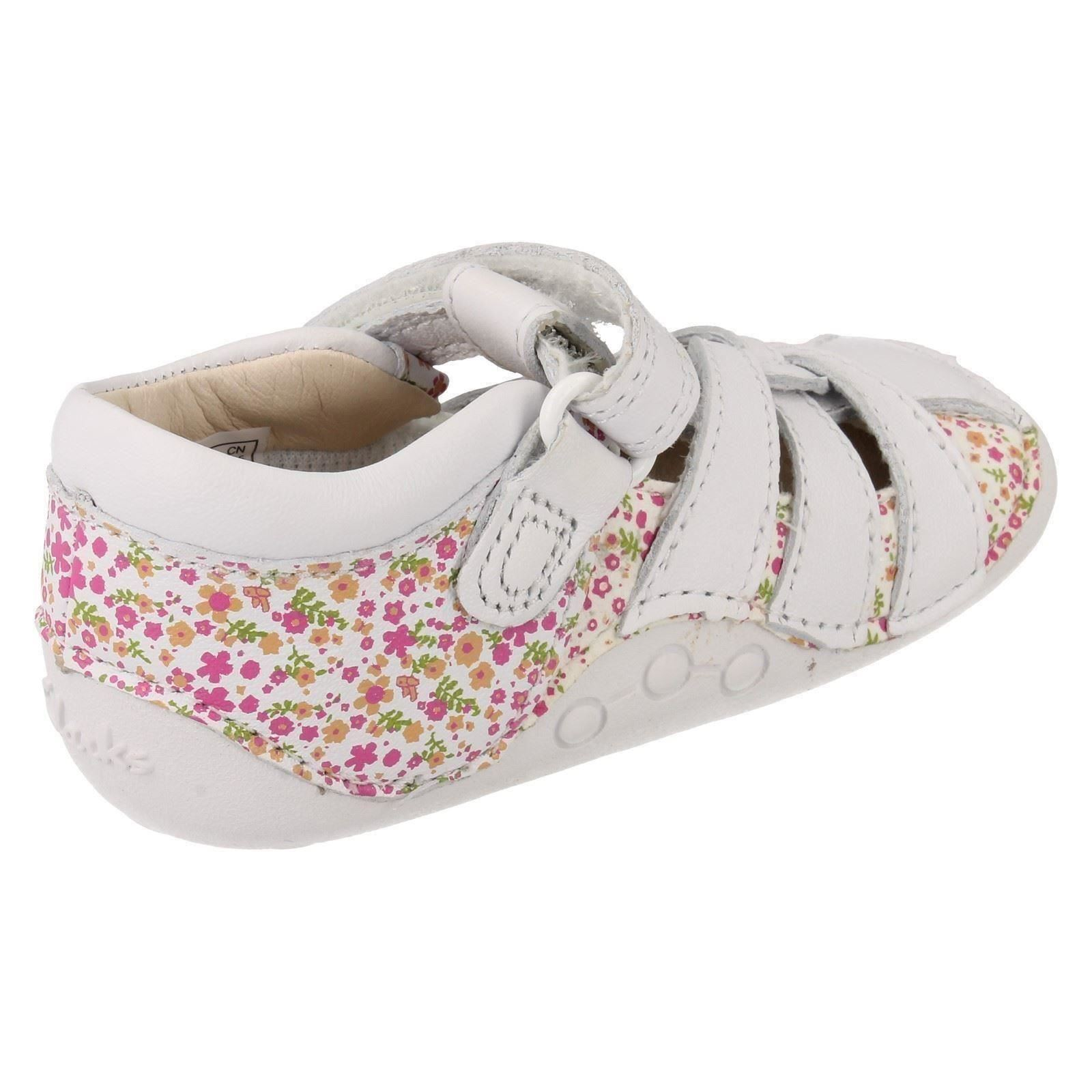 Girls Clarks Shoes The Style Little Mae-W