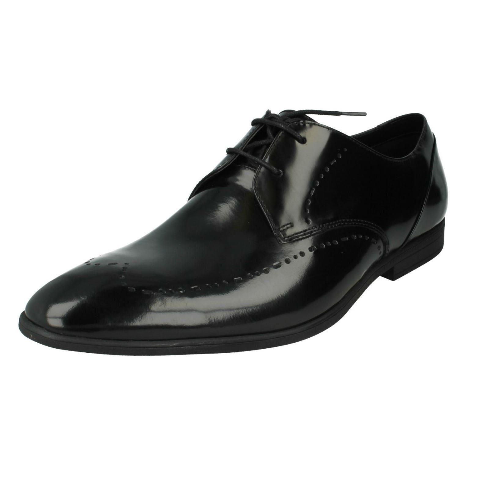Men-039-s-Clarks-Formal-Lace-Up-Shoes-