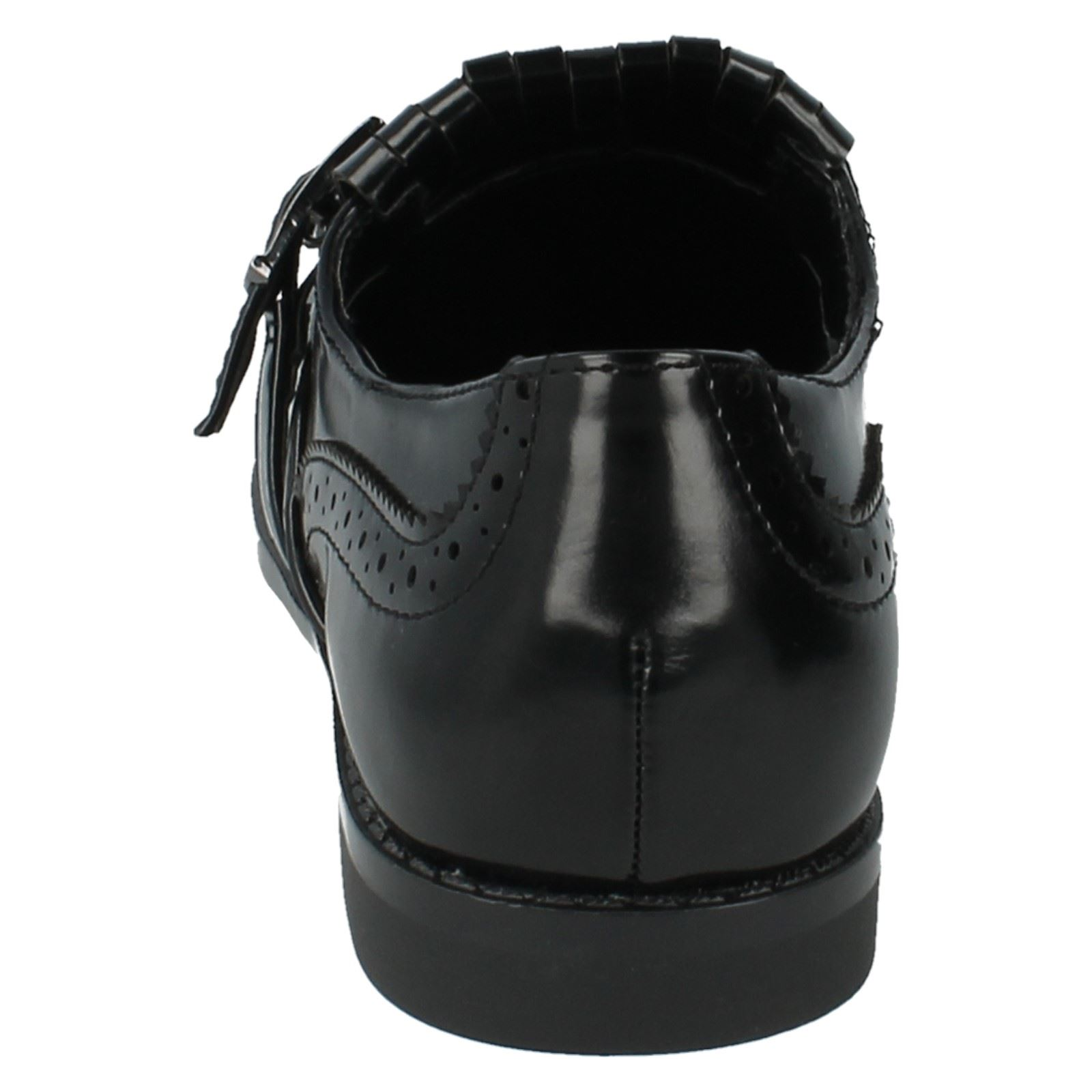 Mujer Spot On Zapatos f80108
