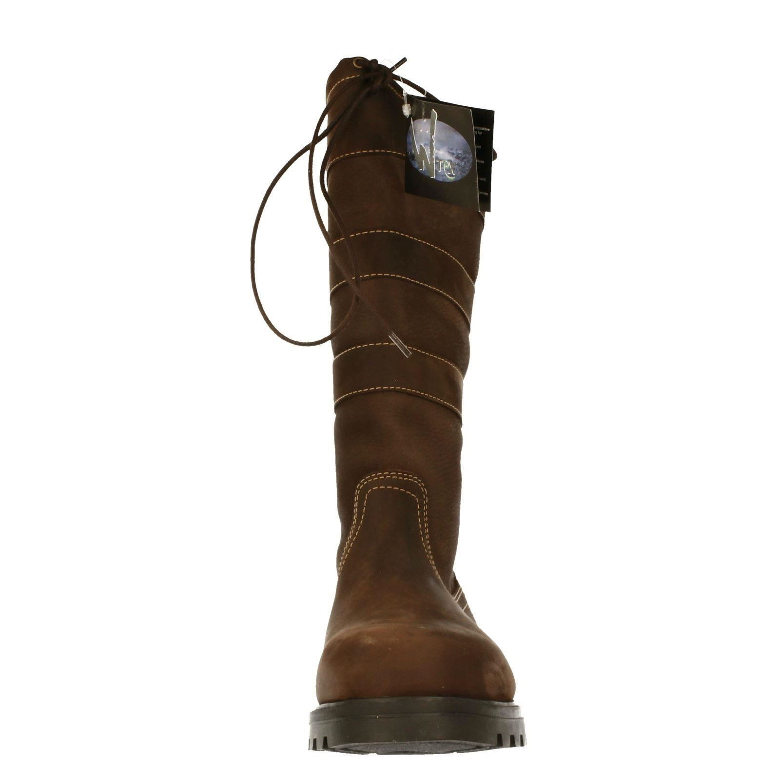 Ladies Taurus Country Boots Holkham Label Estate -W