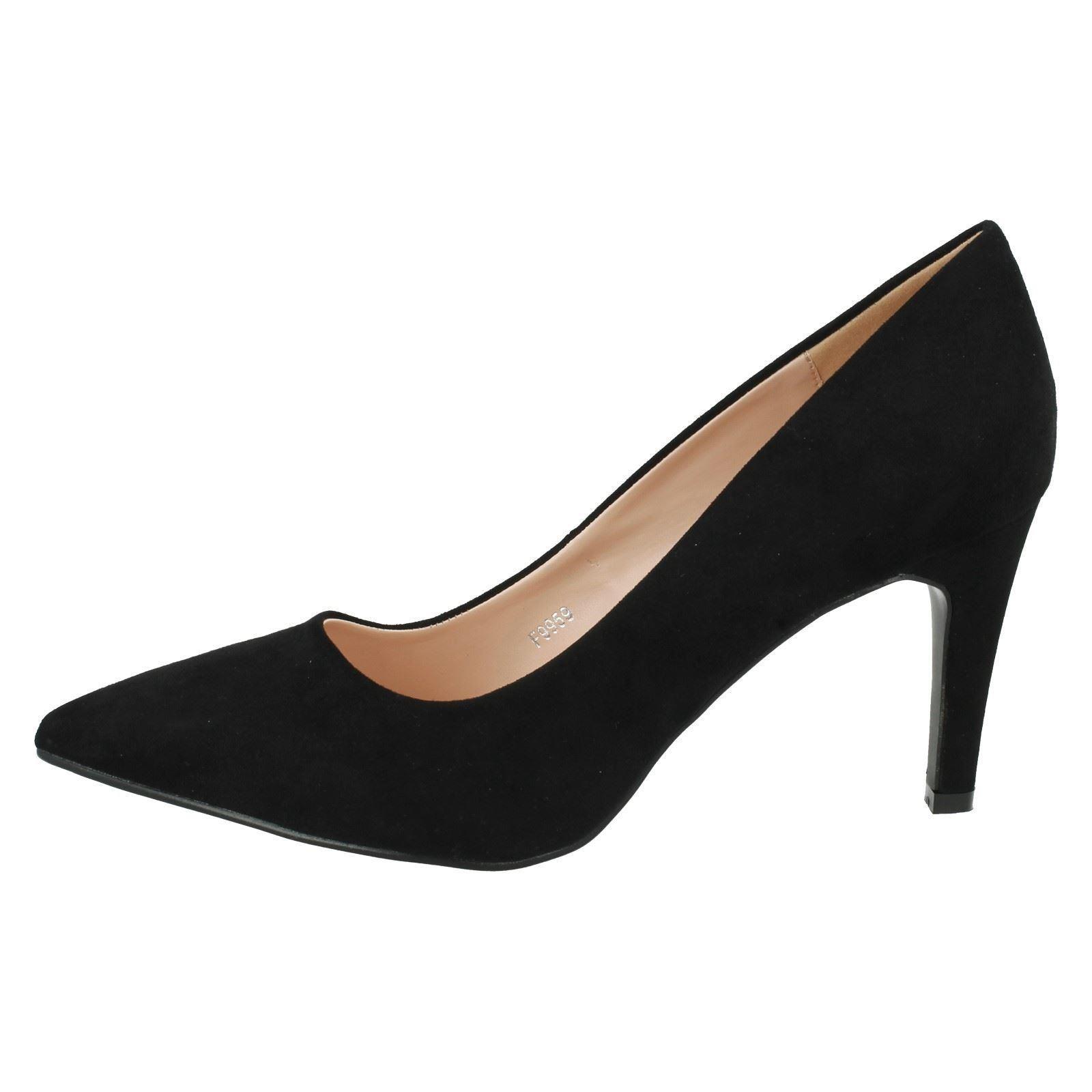 Damas Anne Michelle Tribunal Zapatos Estilo-F9959