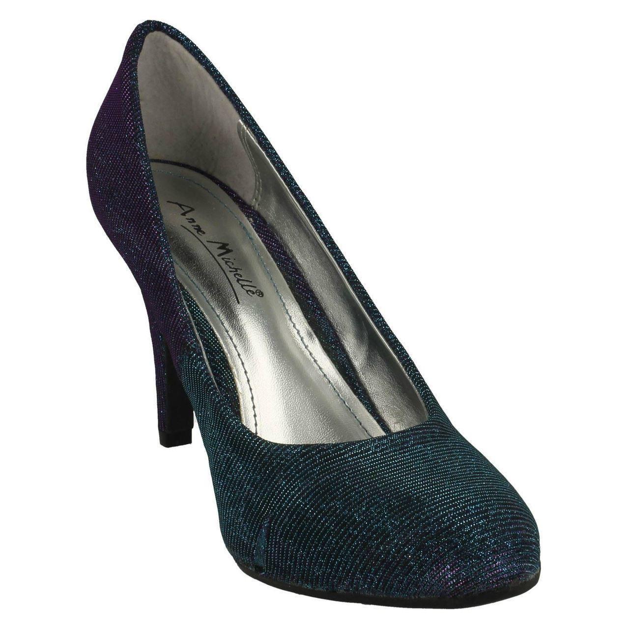 Señoras Anne Michelle Zapatos Tenis el estilo-l2231
