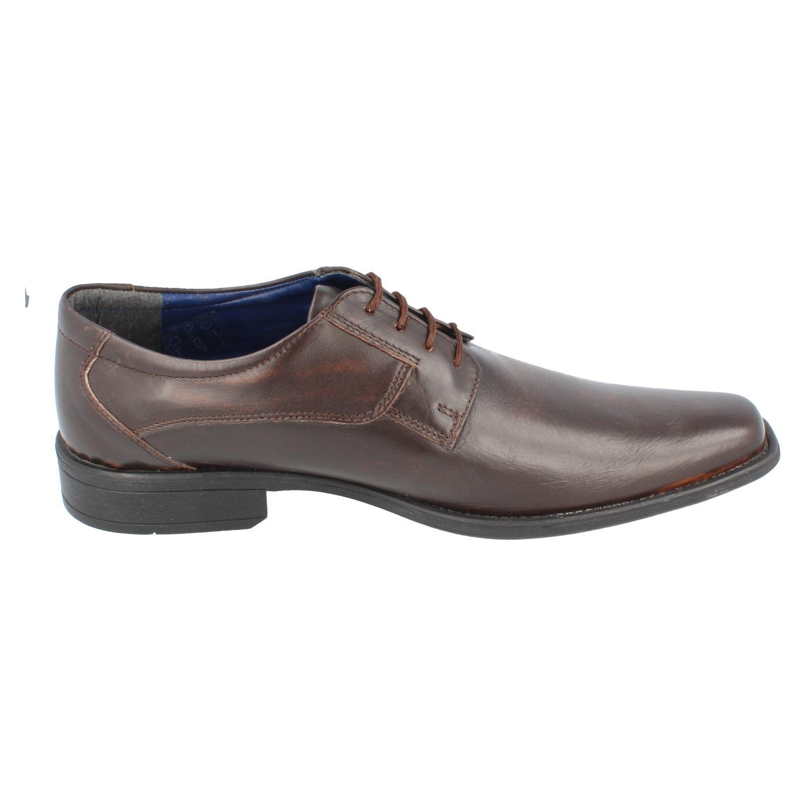 Para Hombre Bruno Donnari acordonados formal Zapatos el estilo NN905 ~ N