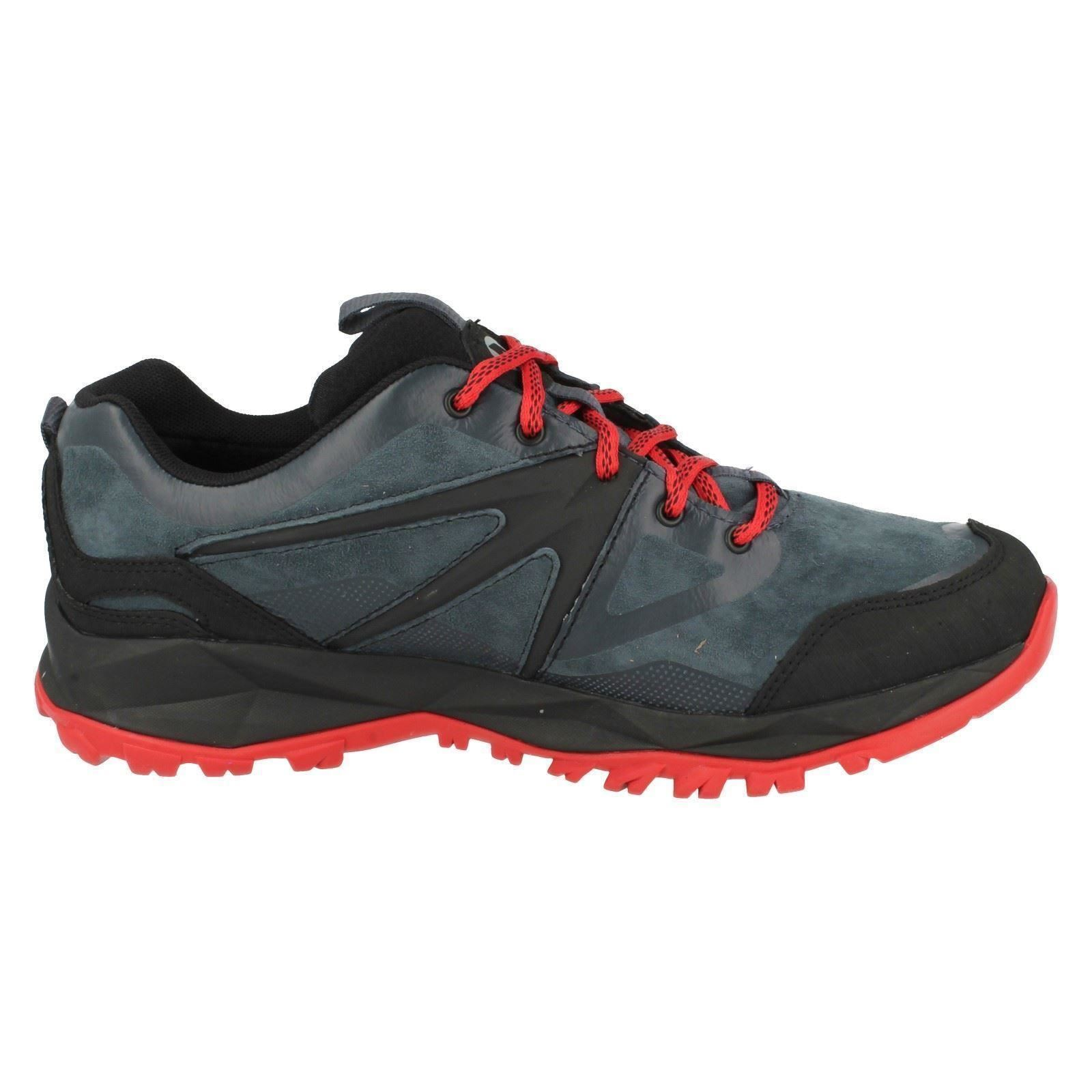 Mens Merrrell Trainers Style - Capra Bolt Leather WTPF