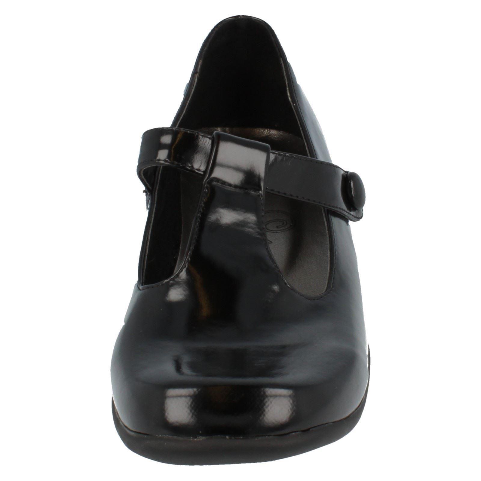 Zapatos Planos Chicas punto en etiqueta H2152-D