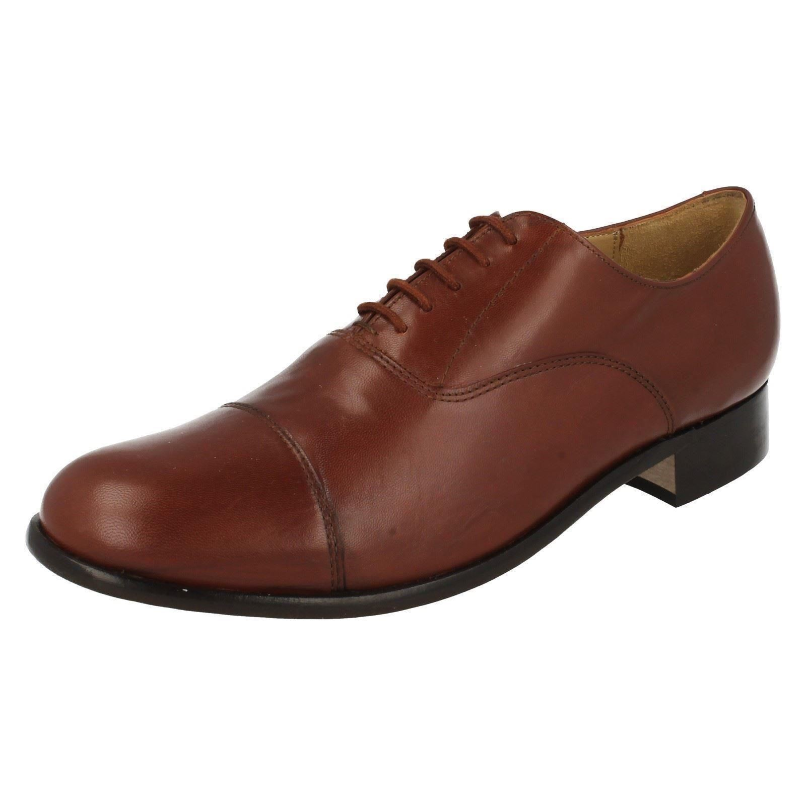 Mens Thomas Blunt Smart Formal Oxford Shoes K 'Paddington' The Style ~ K Shoes 0f447a