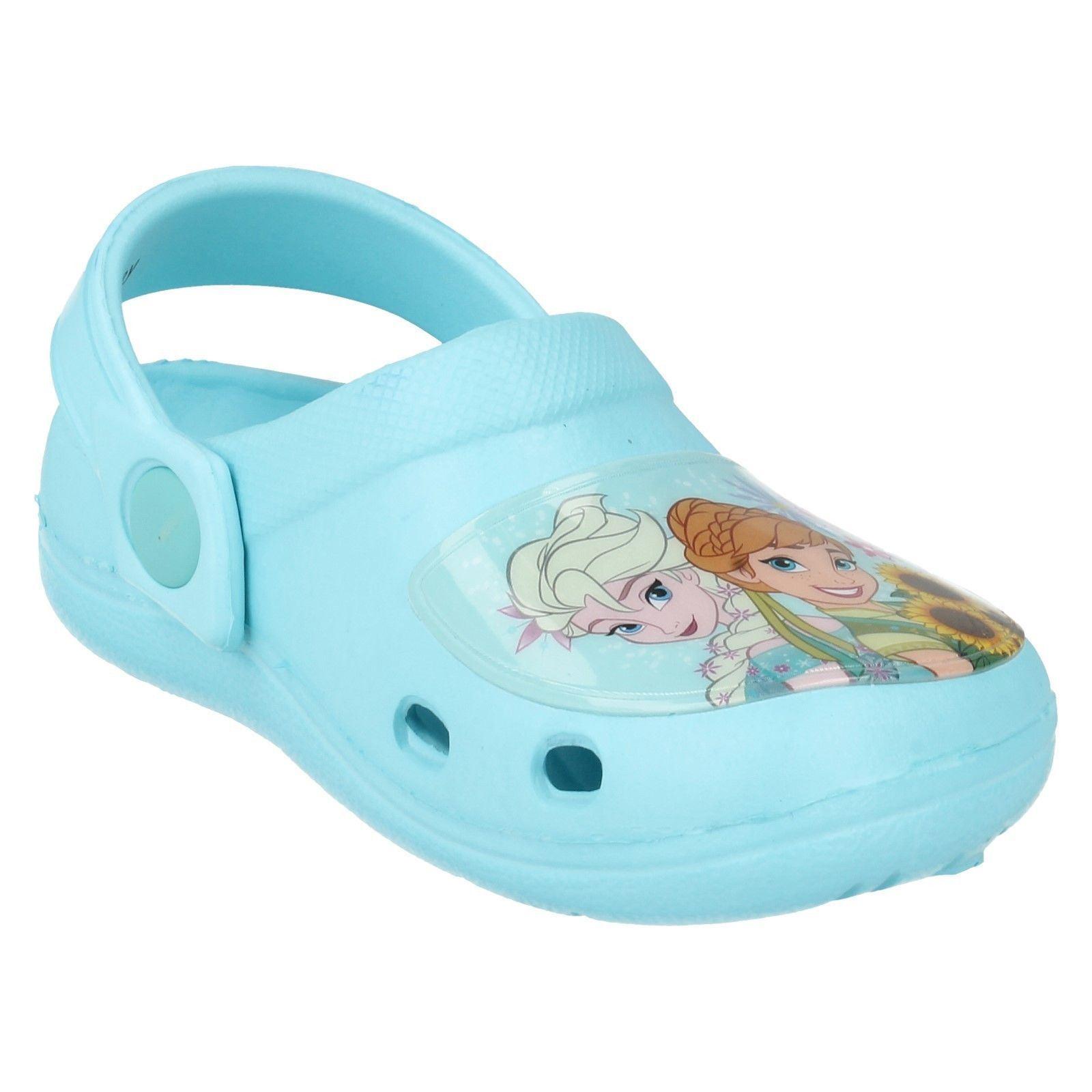 Chicas Disney Frozen Ligero Sandalias De Verano De Playa fiebre Grace