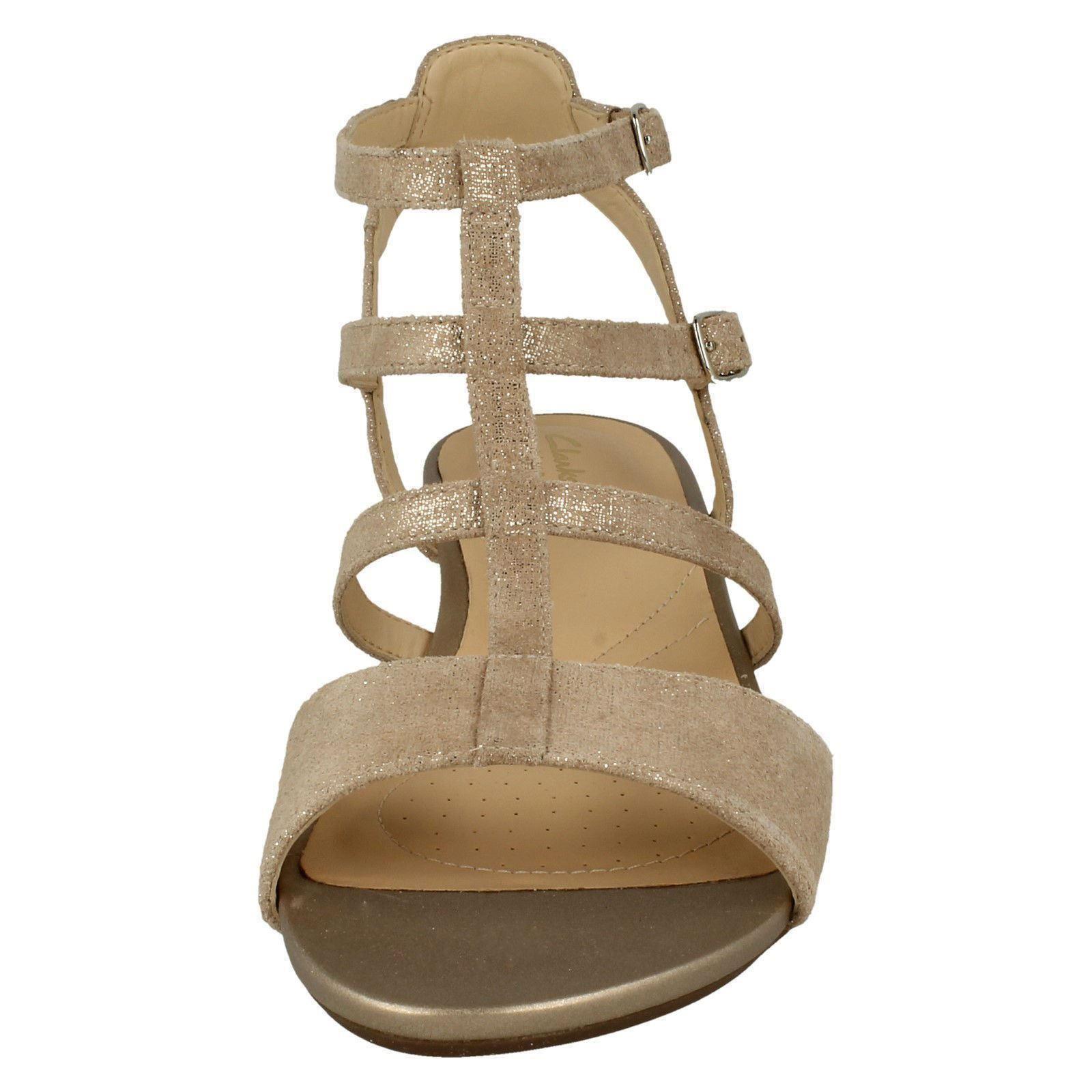 Sandali Etichetta-parram Donna Clarks Smart Sandali Gladiatore Etichetta-parram Sandali Spice aec903