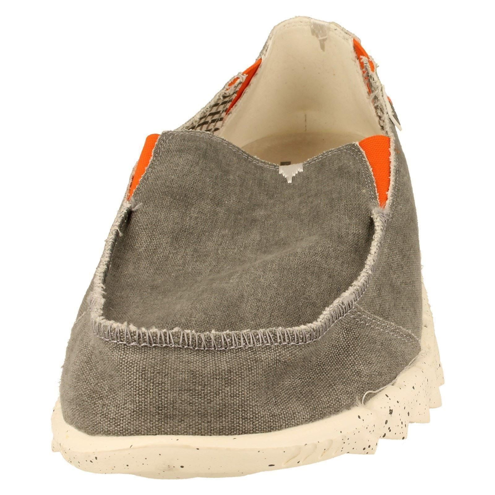 Uomo Hey Dude Lightweight Canvas Schuhes Schuhes Canvas Style Farty Funk -W 6eda4a