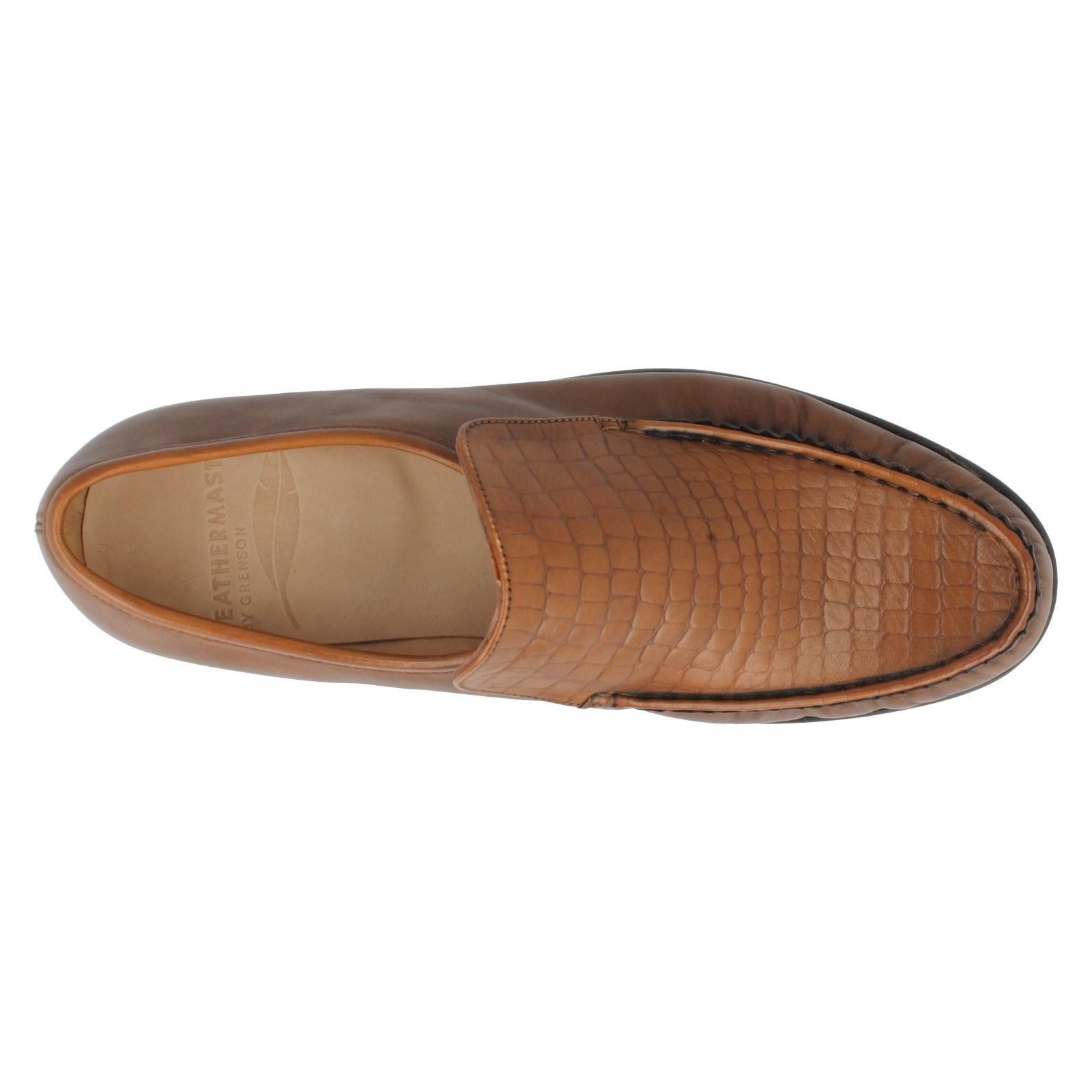 G Uomo Grenson Formal Moccasin Schuhes Fit G  Label - Montana 9684 79ac62