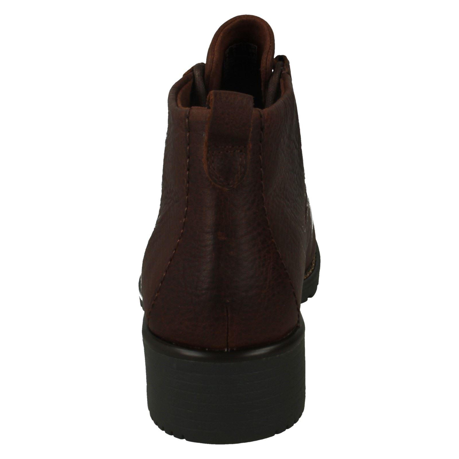 mesdames clarks warmlined cuir bottines orinoco orinoco orinoco oaks | Vendre Prix  7a6a63