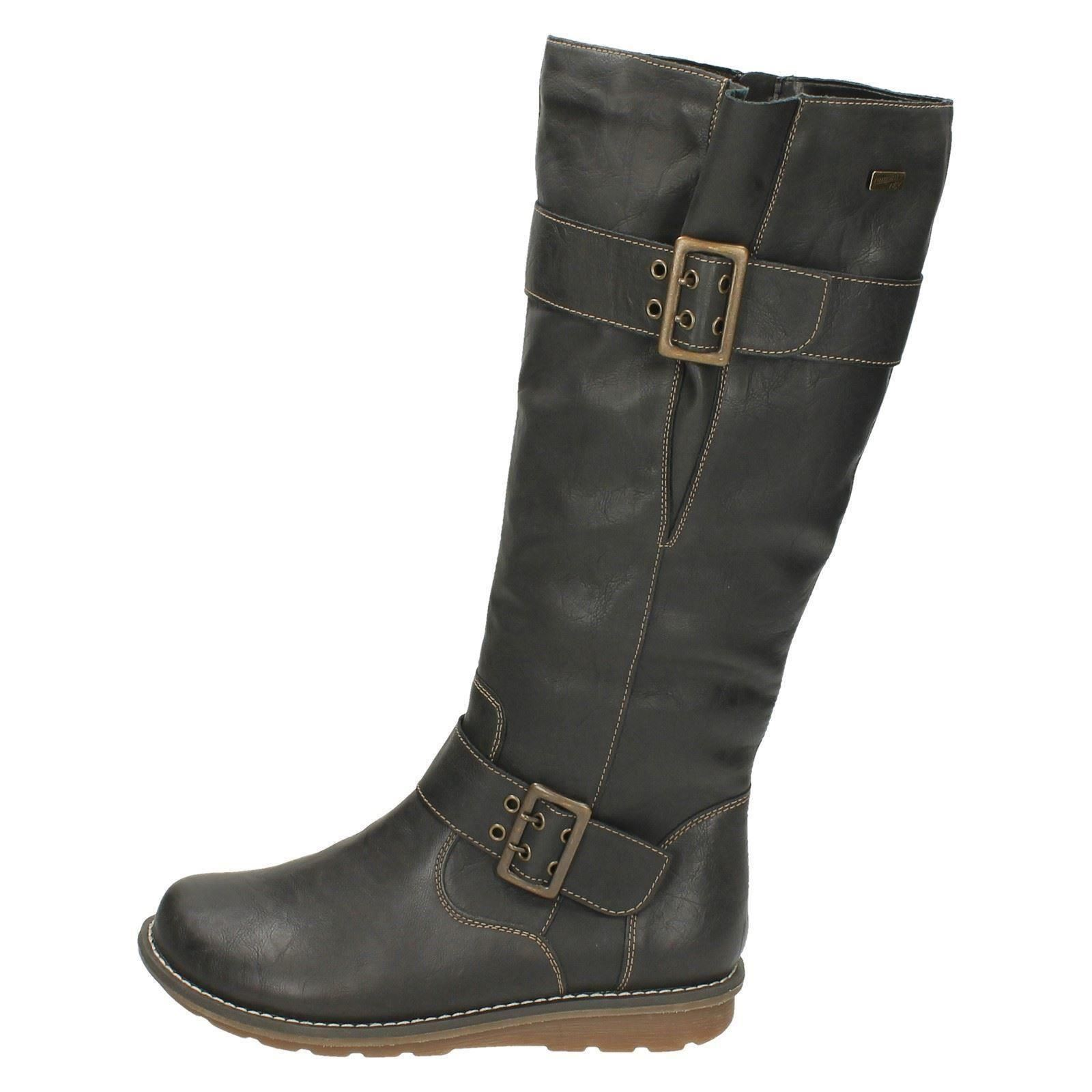 Ladies Remonte Style Long Boots The Style Remonte - R1073 3bab70