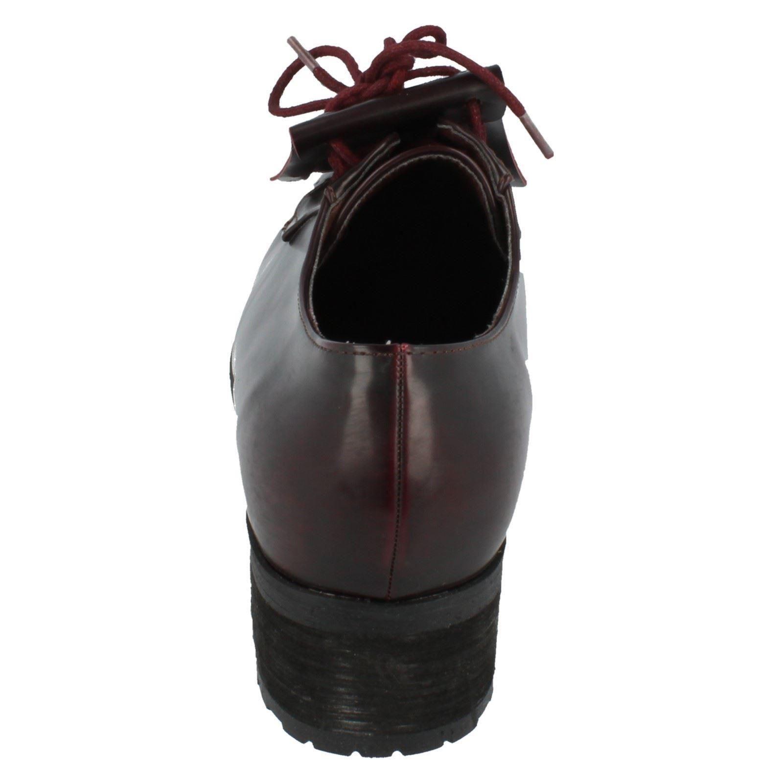 Zapatos señoras de punto de estilo formal F9818 ~ N