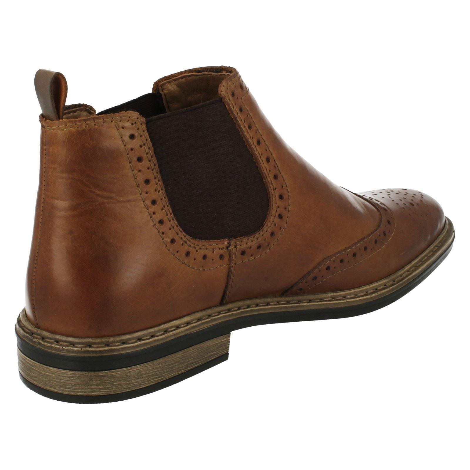 Mens Rieker 37681 Chelsea Smart Chelsea 37681 Ankle Boot 3ce5af