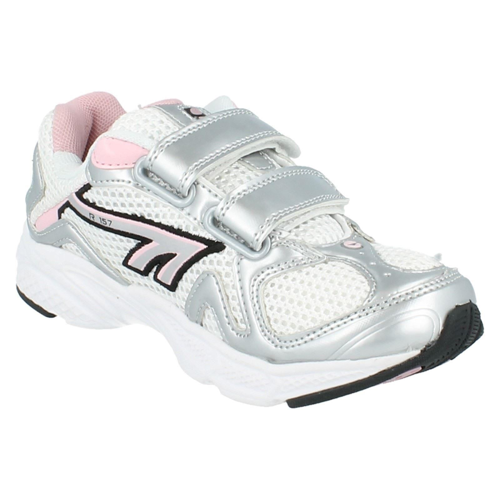Girls Hi-Tec Trainers Style - R157 JRG EZ