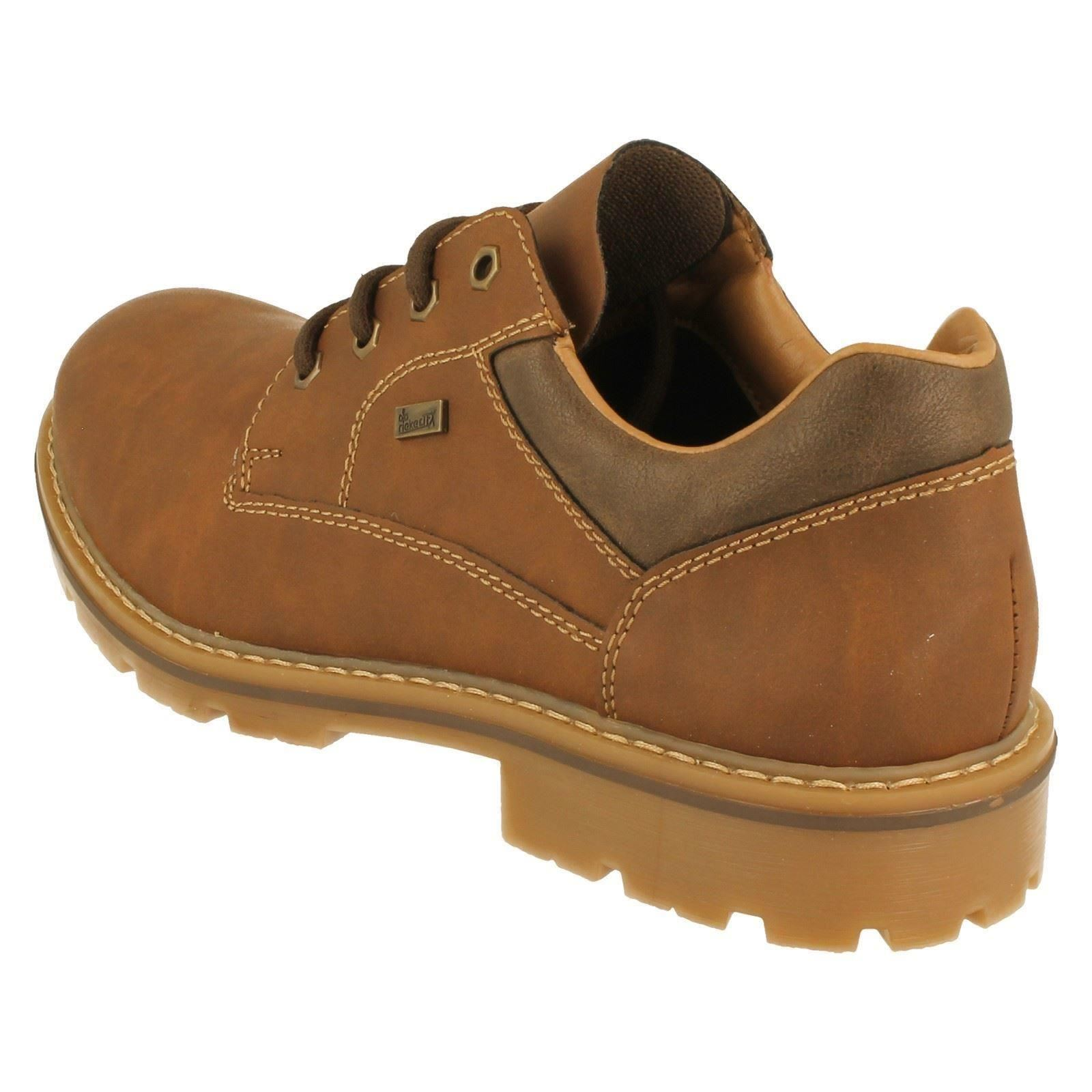 With Uomo Rieker Schuhes With  Rieker Tex Style 14020-W de5dee
