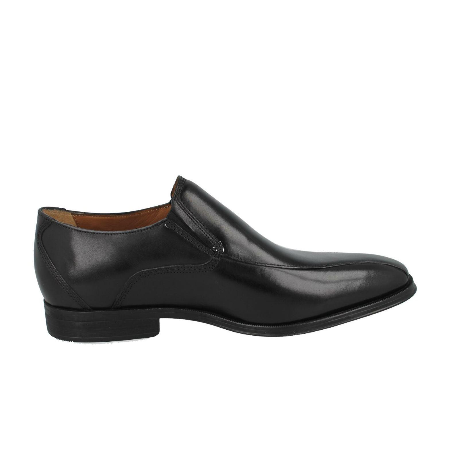 Scarpe da Uomo Clarks Formali Formali Formali Stile-Gilman Slip d95836