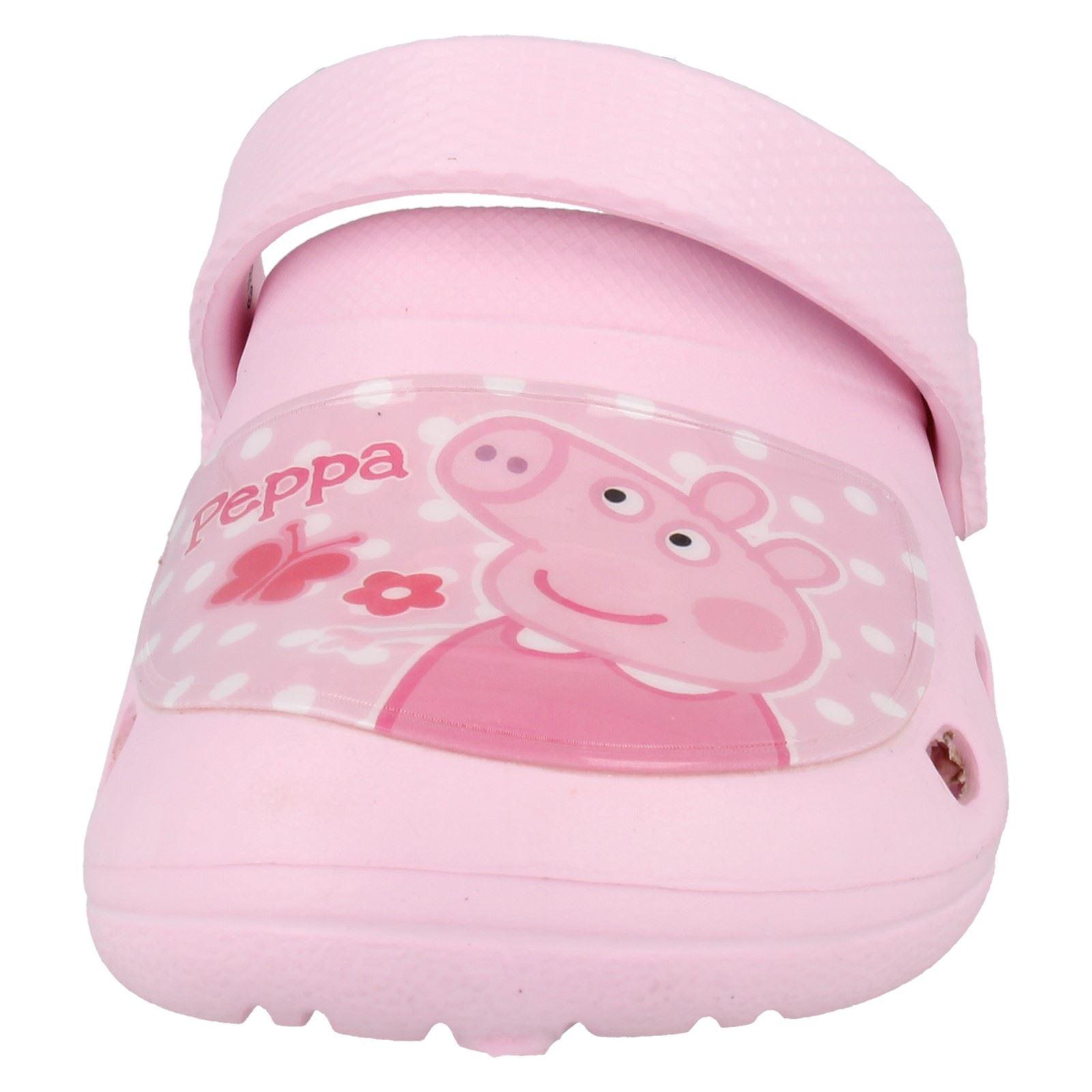 Girls Peppa Pig Clog Sandals Style - Wonder EVA Clog