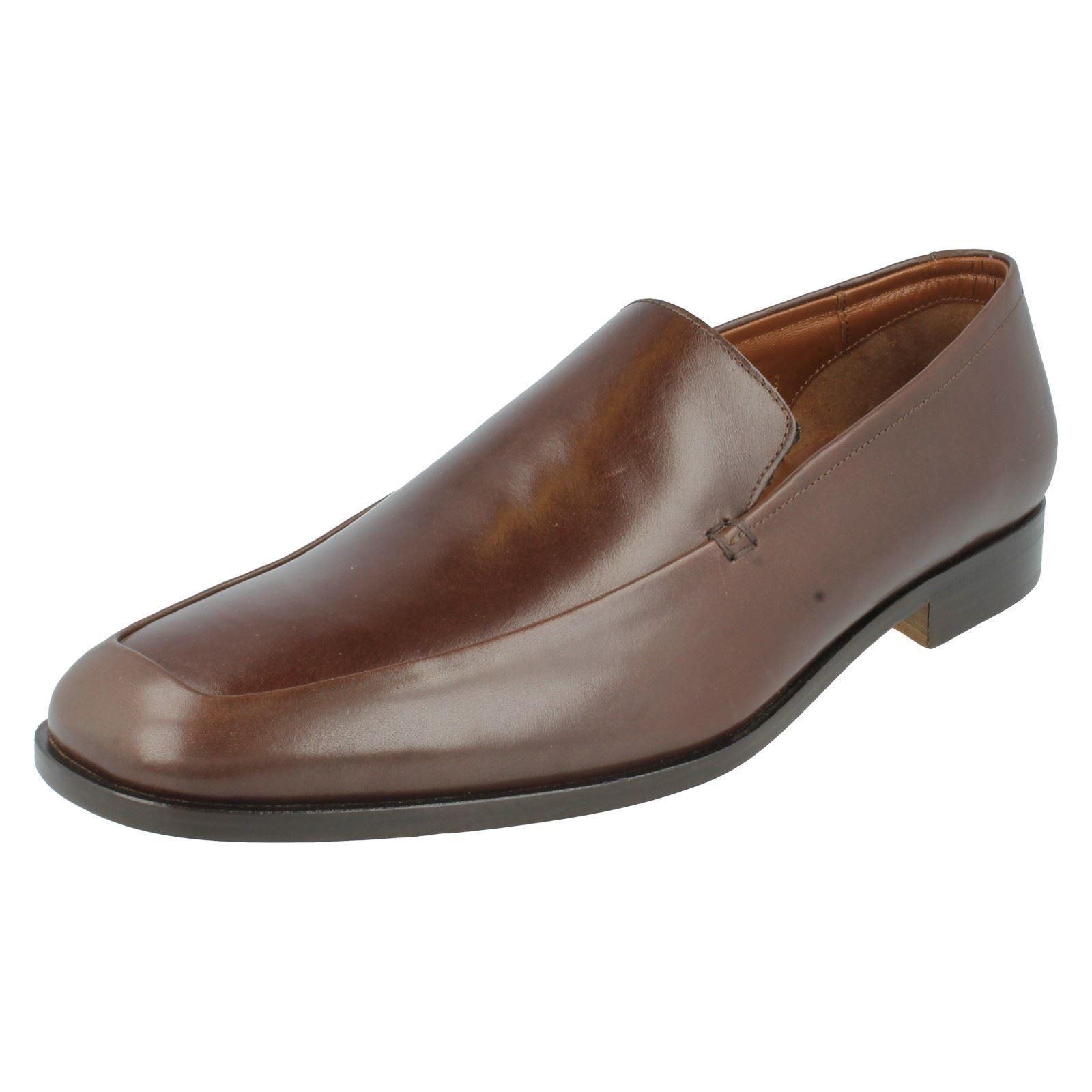 Herren Grenson Slip Slip Grenson On Braun Leder G Fit Formal Schuhes Nice 7786 e9cc39