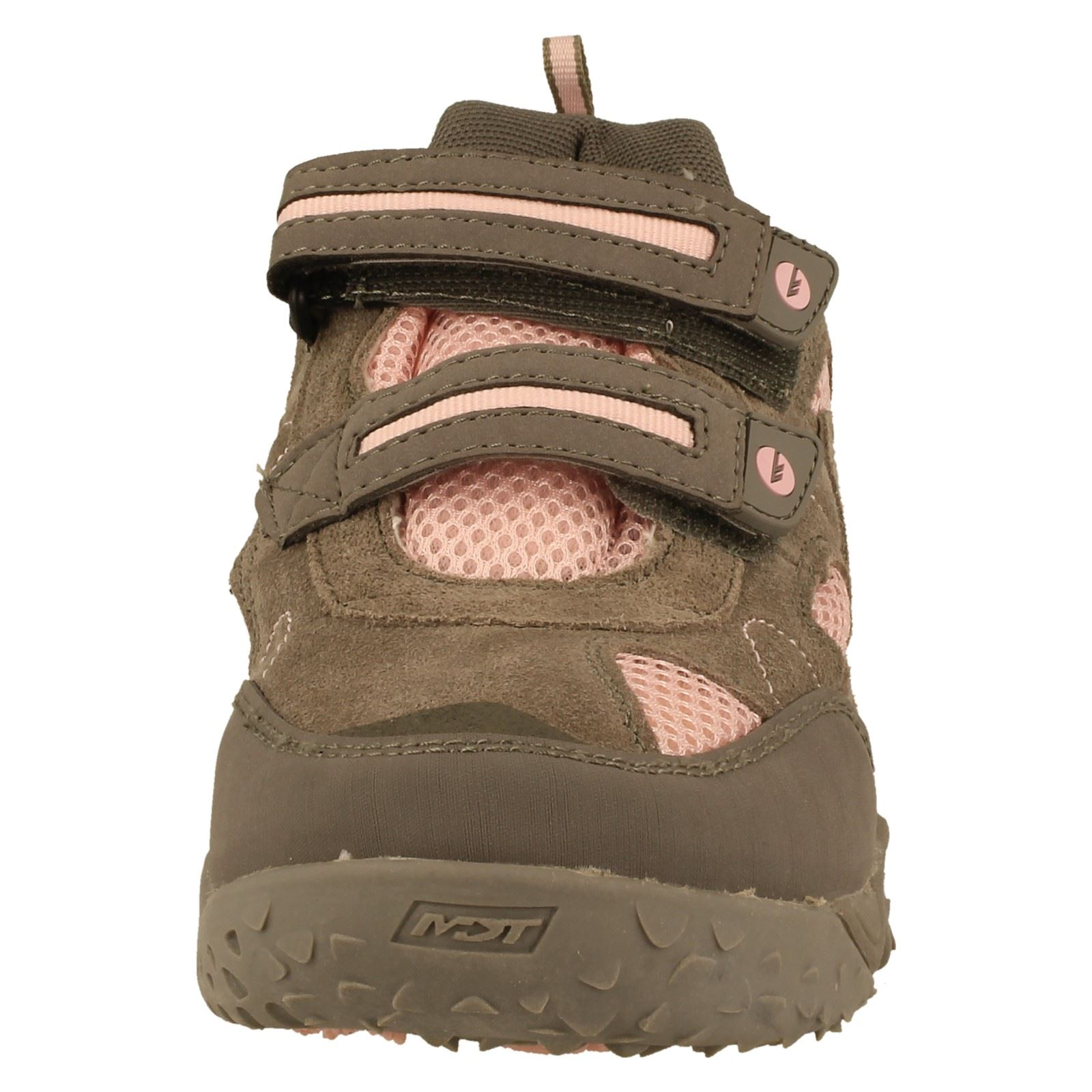 Chicas Hi-Tec Zapatillas Etiqueta TT Ez Jr-W
