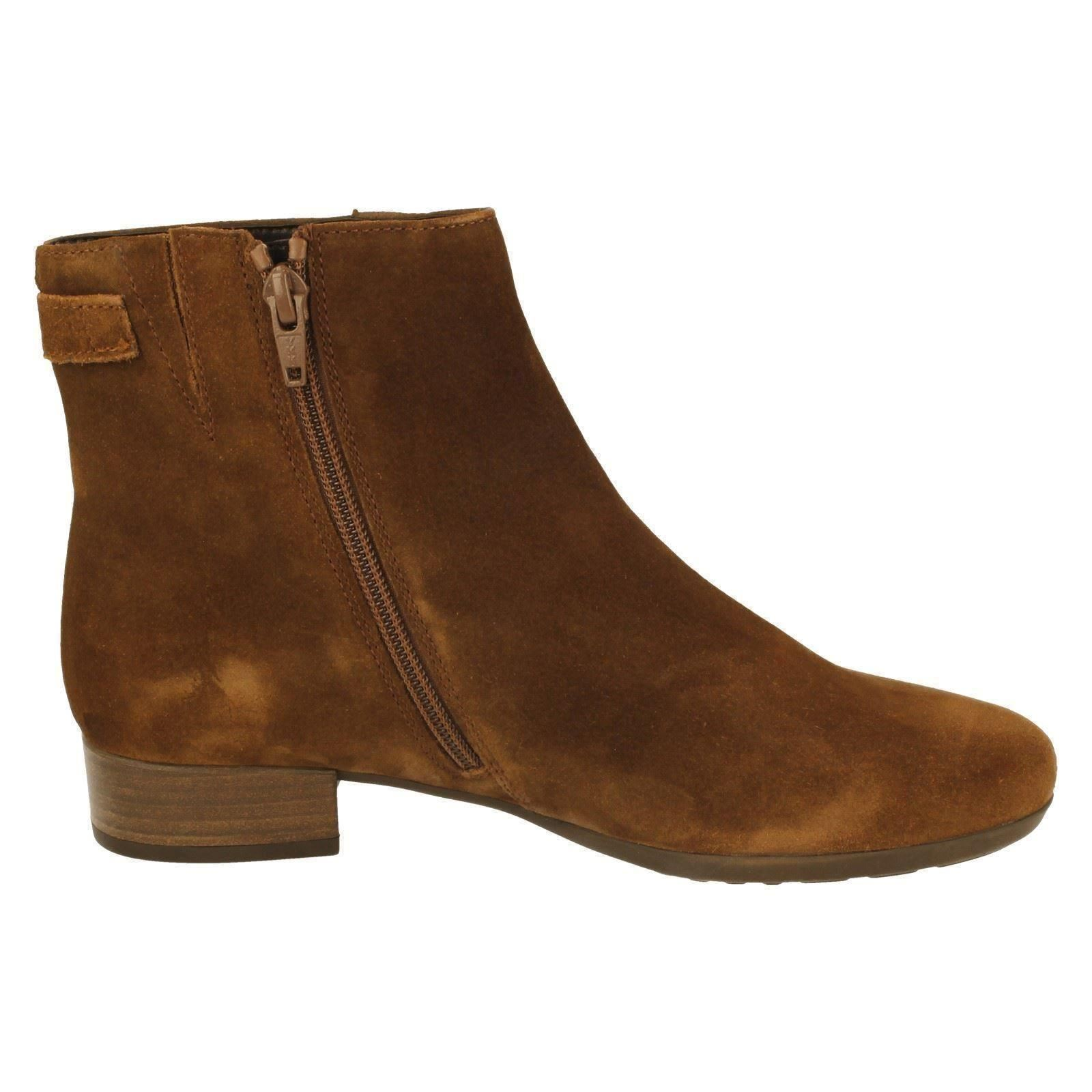 Ladies Gabor Boots Label 72711-W