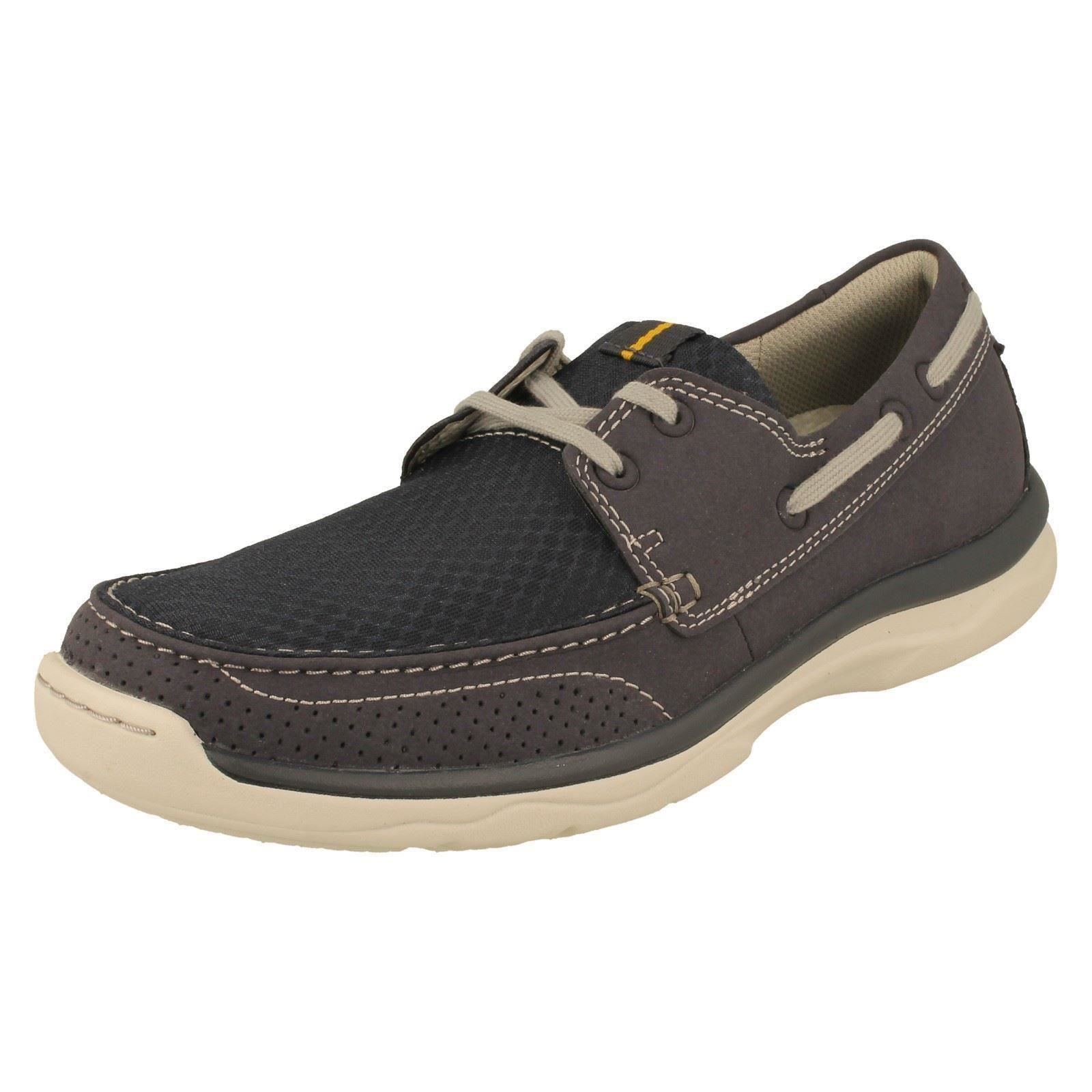 Clarks Casual Shoes Label Marcus Edge -W -W Edge 442dbb