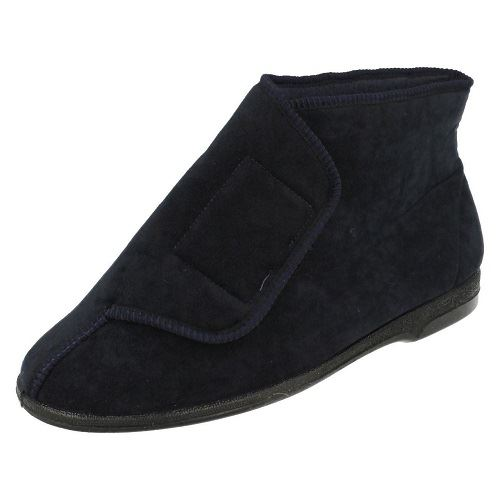 Mens-Balmoral-Casual-Bootie-Slippers-VB-M101A-The-Style-K