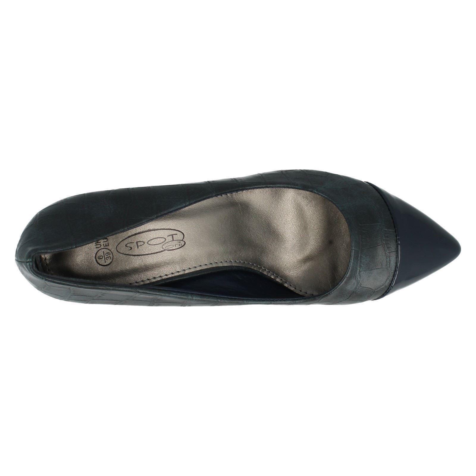 Señoras de punto en Zapatos Tenis f9735