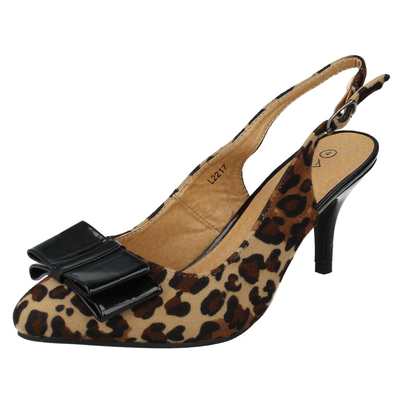 Damas Anne Michelle L2217 Zapatos el estilo ~ K