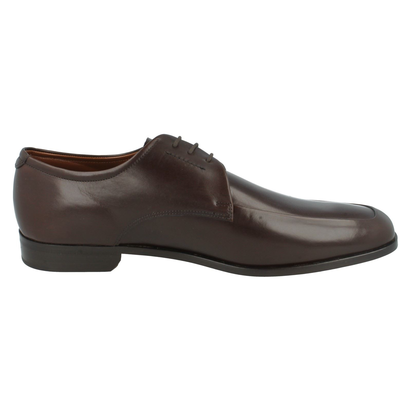 Mens Grenson Formal Leather Shoes Reims 7787 Fitting G