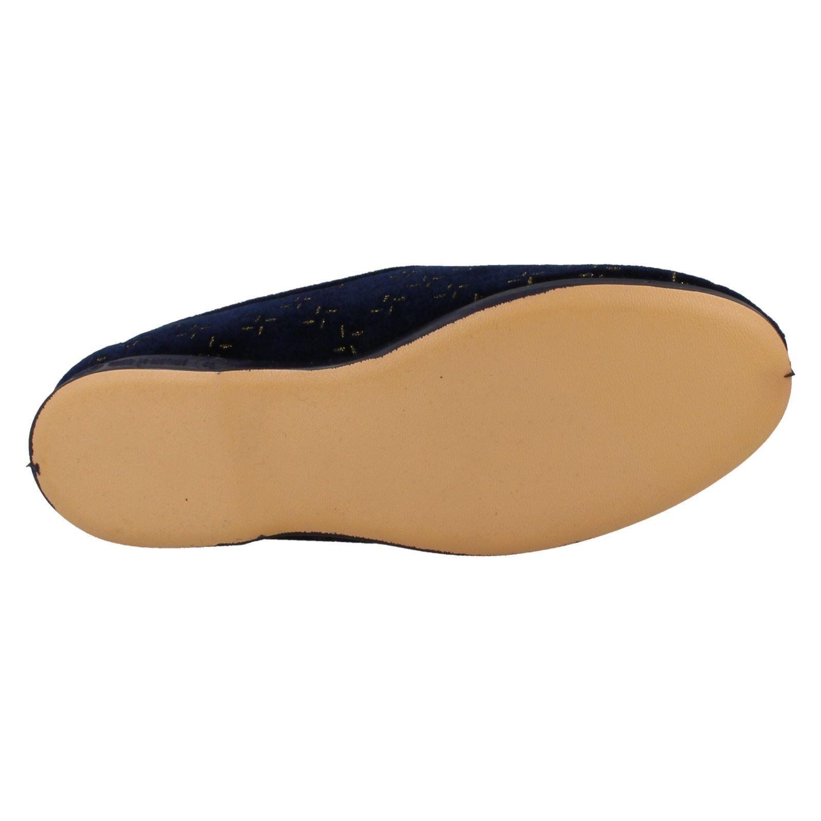 Señoras Ladylove 'em ily' Zapatillas De Casa Etiqueta ~ K