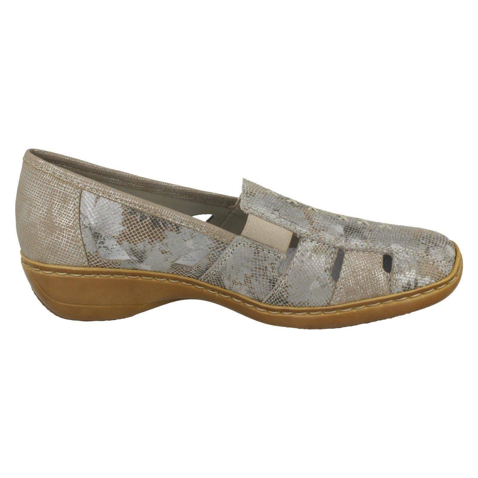 Scarpe da stile Donna Rieker lo stile da - 41385 dfba2a