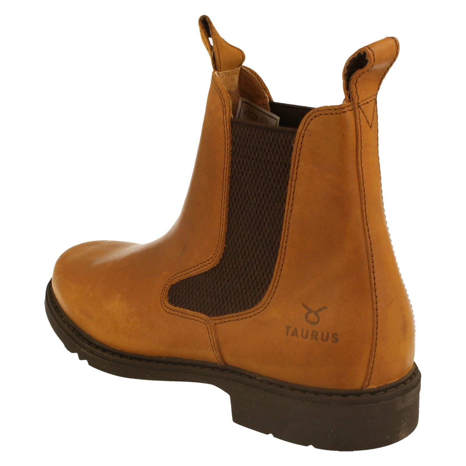 Unisex Taurus Taurus Unisex Jodpur Stiefel Style Palomino-W 161f32