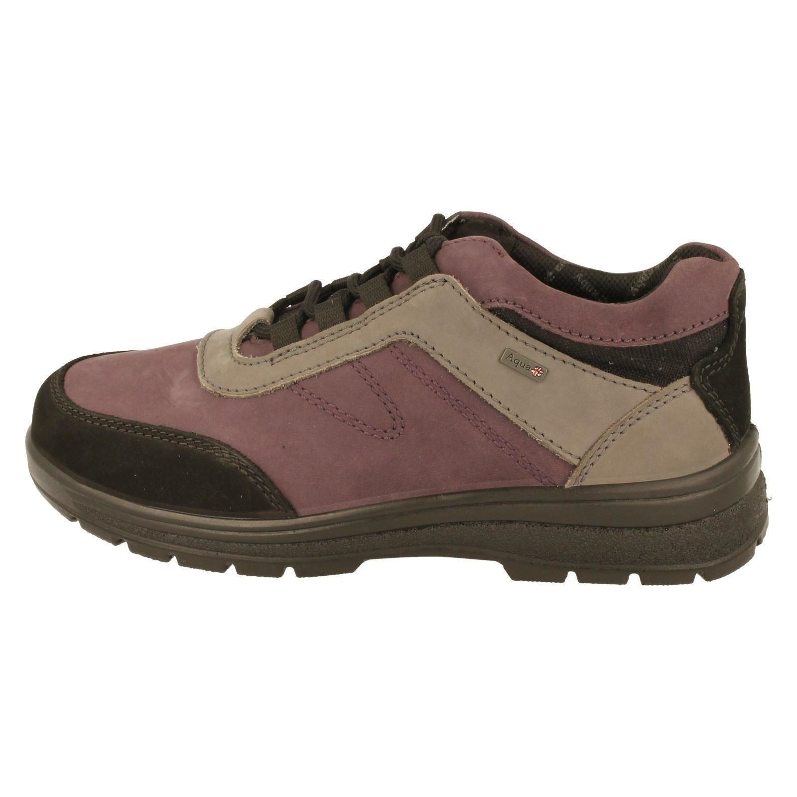 Wp The Padders Ladies Chaussures Dual Style Fitting Walking nxfwP6Aw