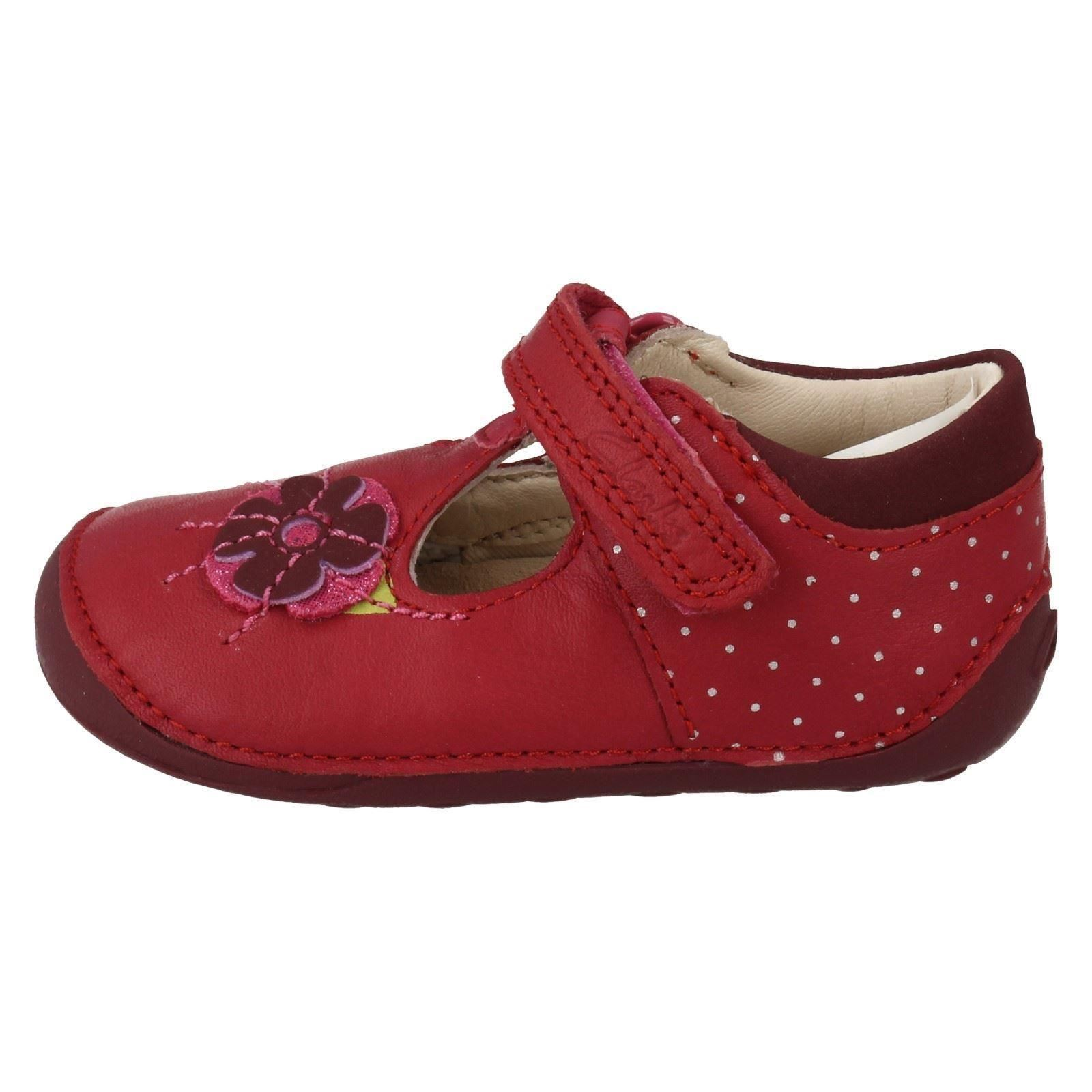 Girls Clarks Shoes - Little Poppy