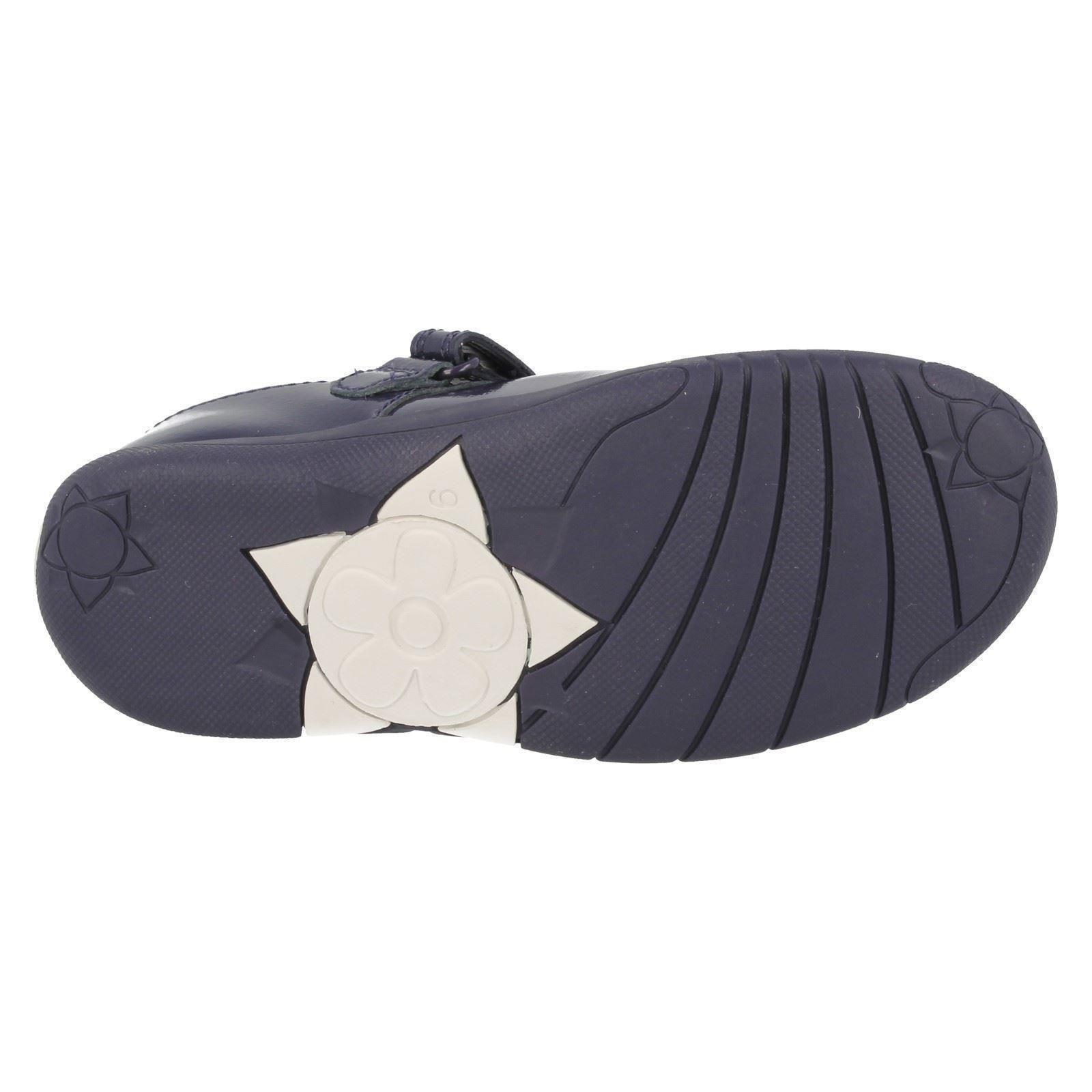 Girls Clarks Casual Shoes Style - Binnie Jam
