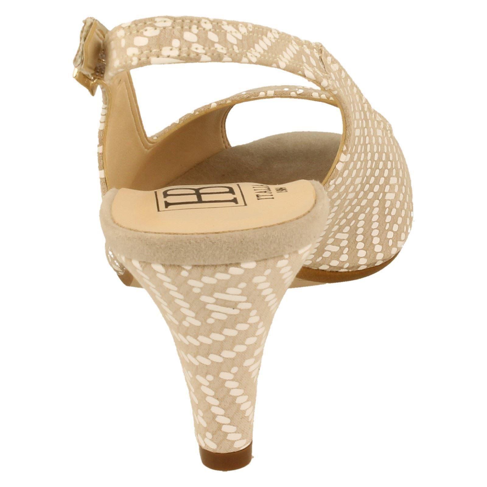 Ladies HB Sling Backs The Style B272-W