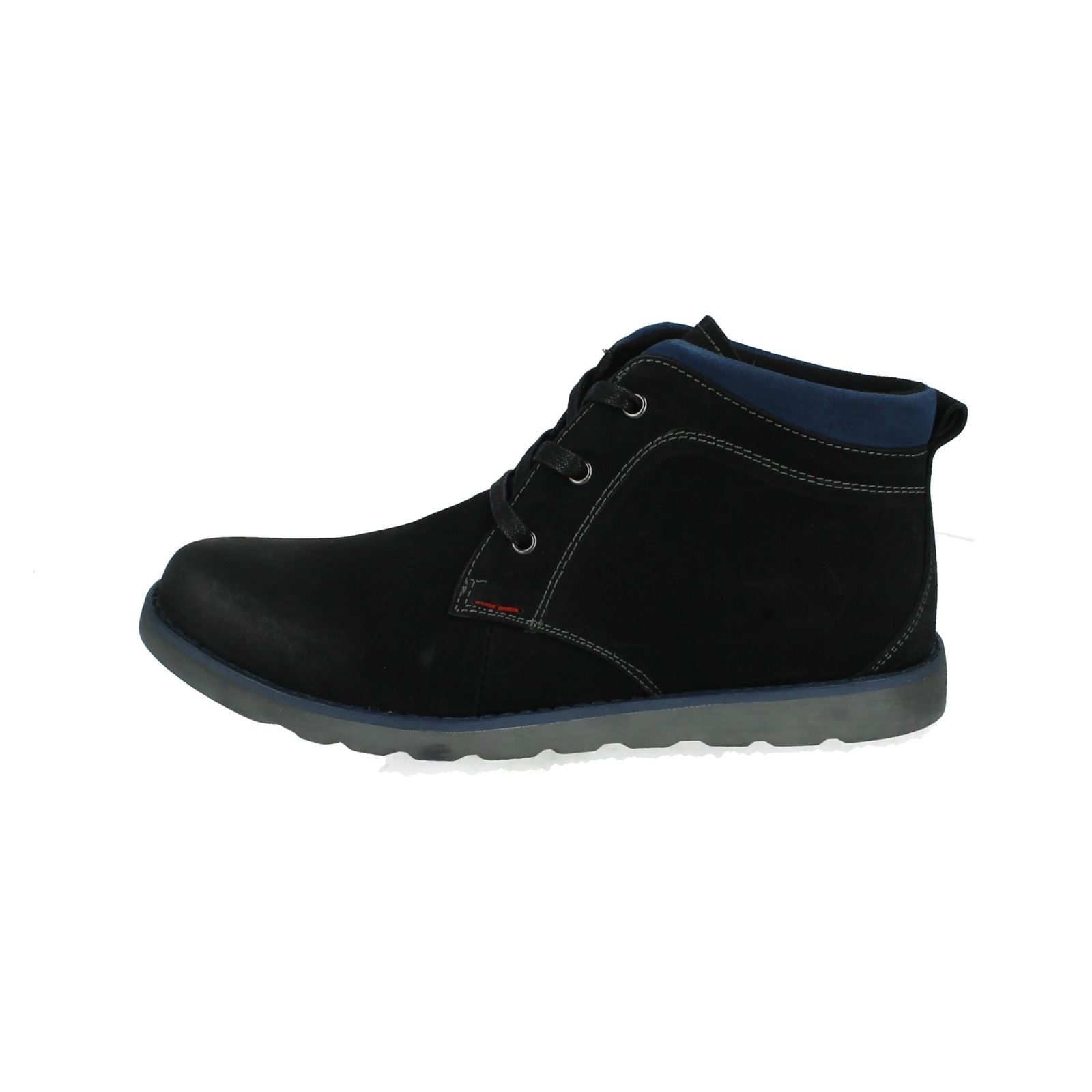 Uomo Boots Thomas Blunt Formal Leather Boots Uomo The Style - A3056 52648e