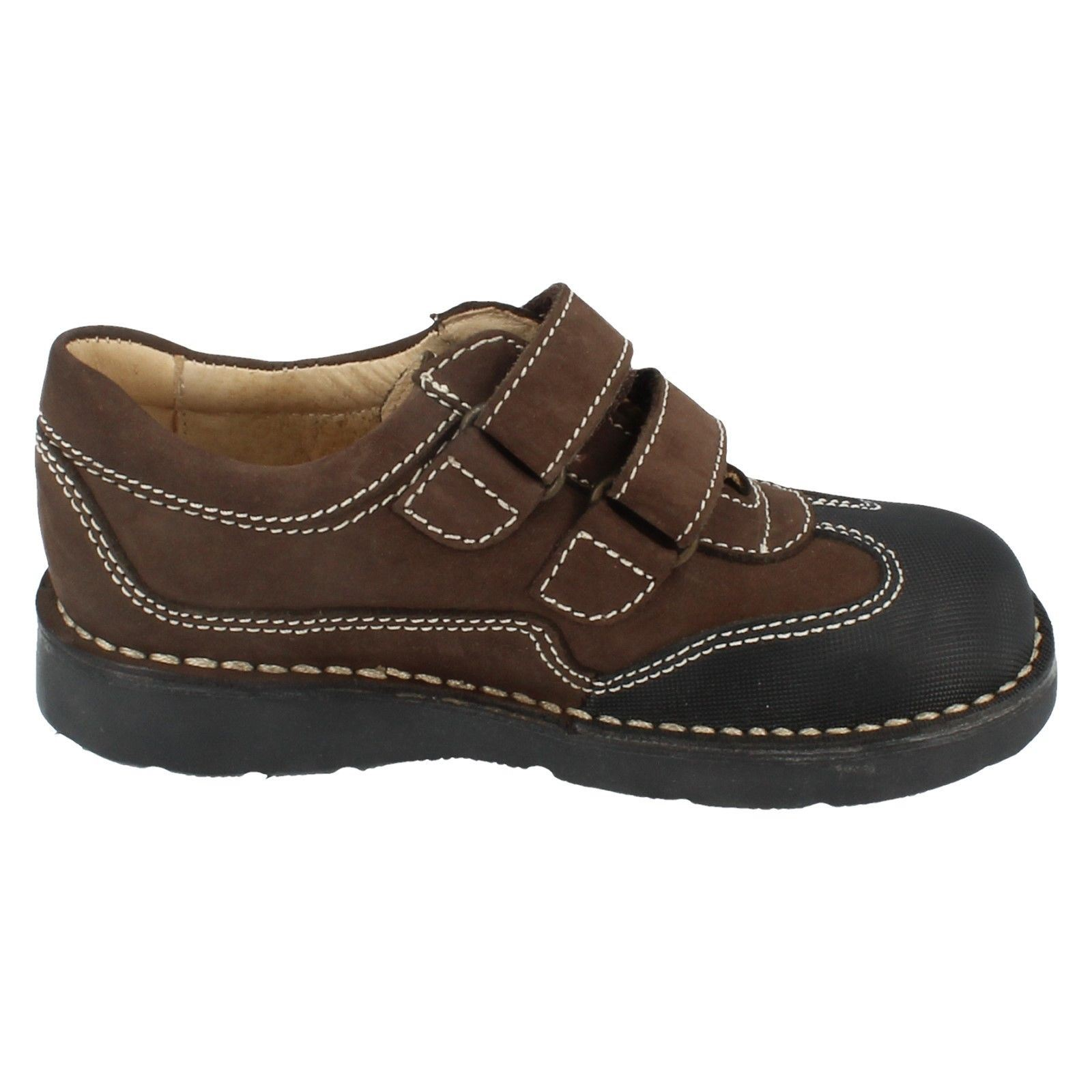 Boys Max And May Leather Shoes Style Charlie ~N