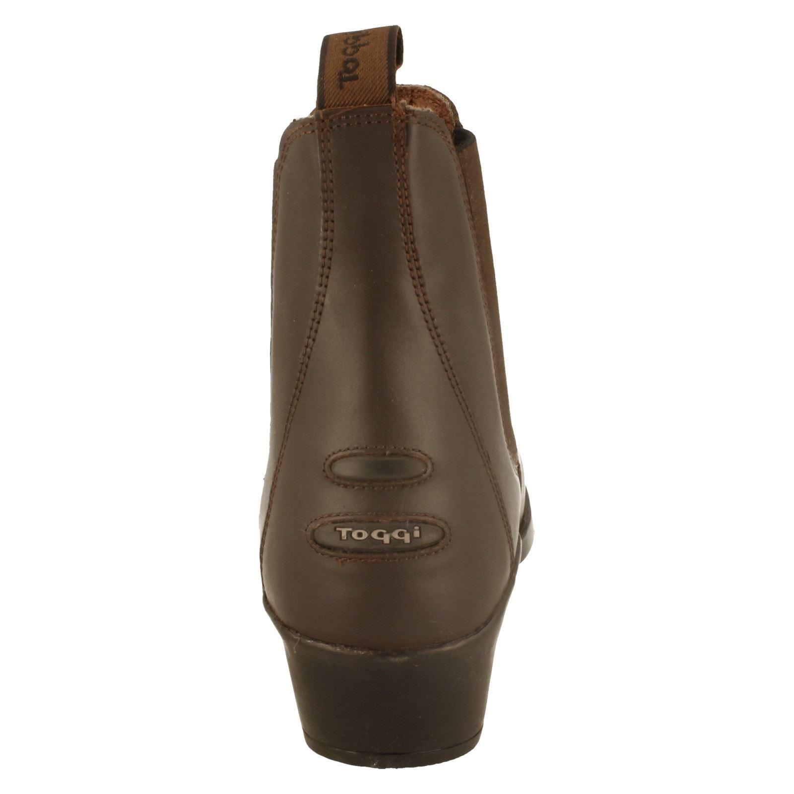 Unisex Style Toggi Jodhpur Riding Stiefel Style Unisex Clearmont-W ade395