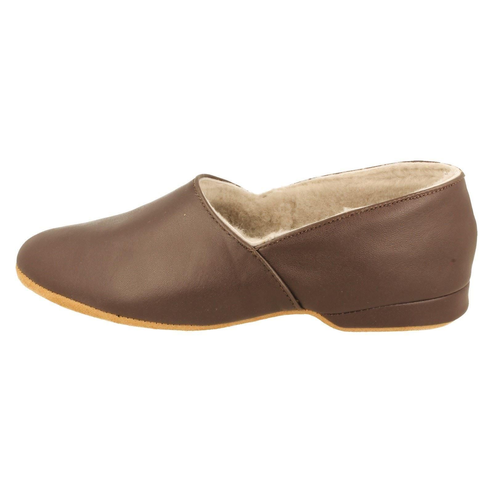 Mens Draper Warm Linned Slippers The Style Philip-W
