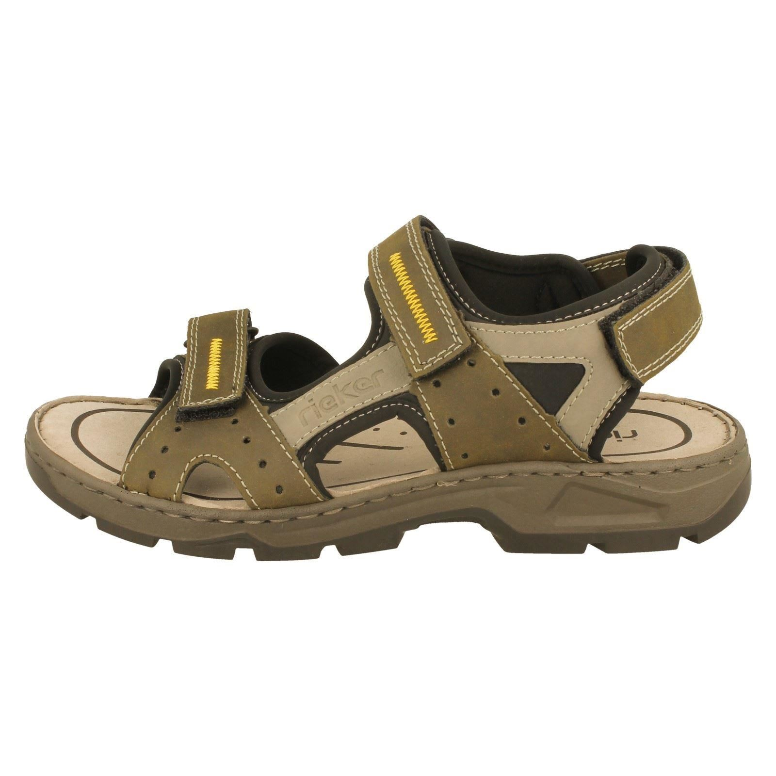 Mens Rieker Sandals The Style 26157-W