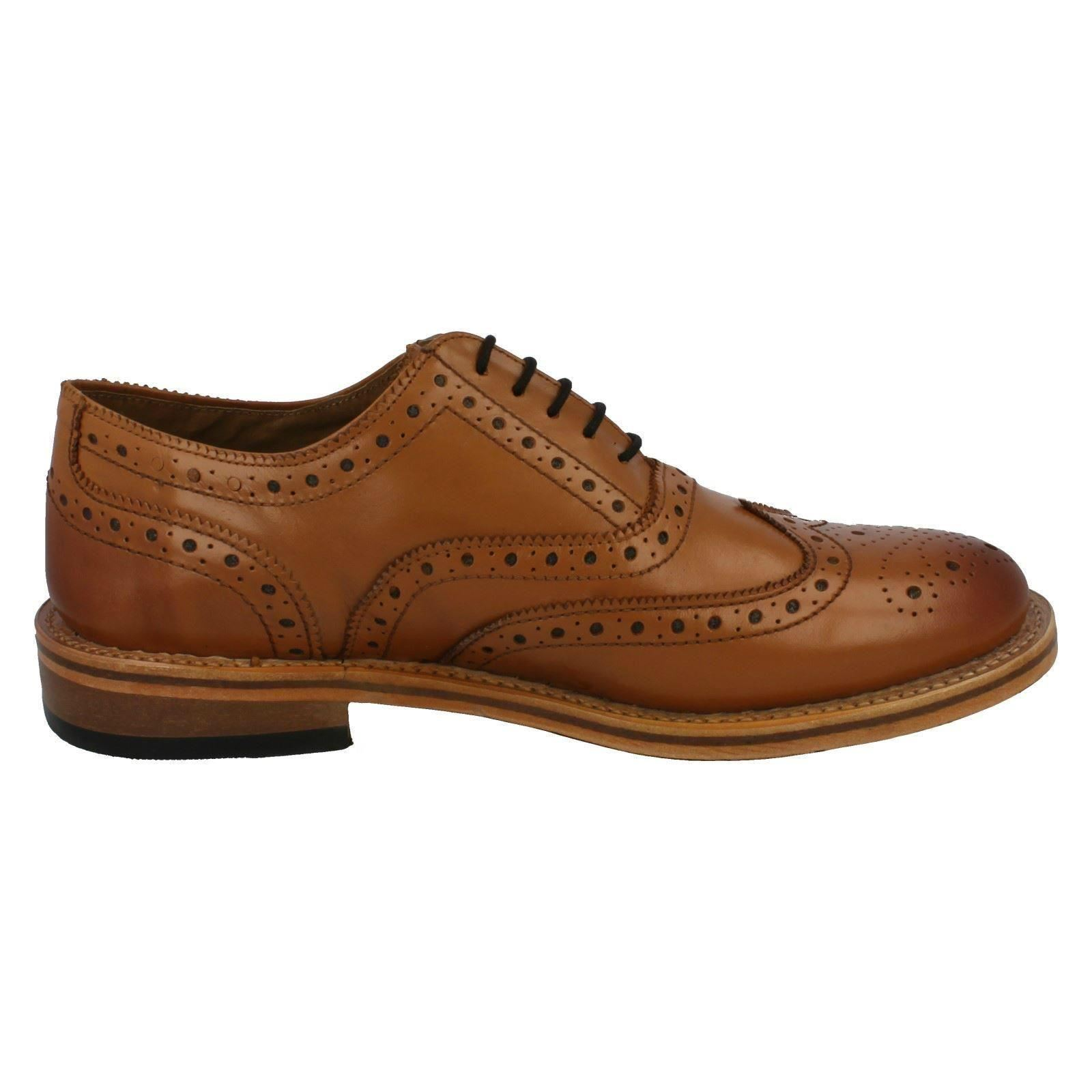 Catesby Brogues Tan Up 0310t Lace Men's scarpe Formal Mcates RTqdwZO