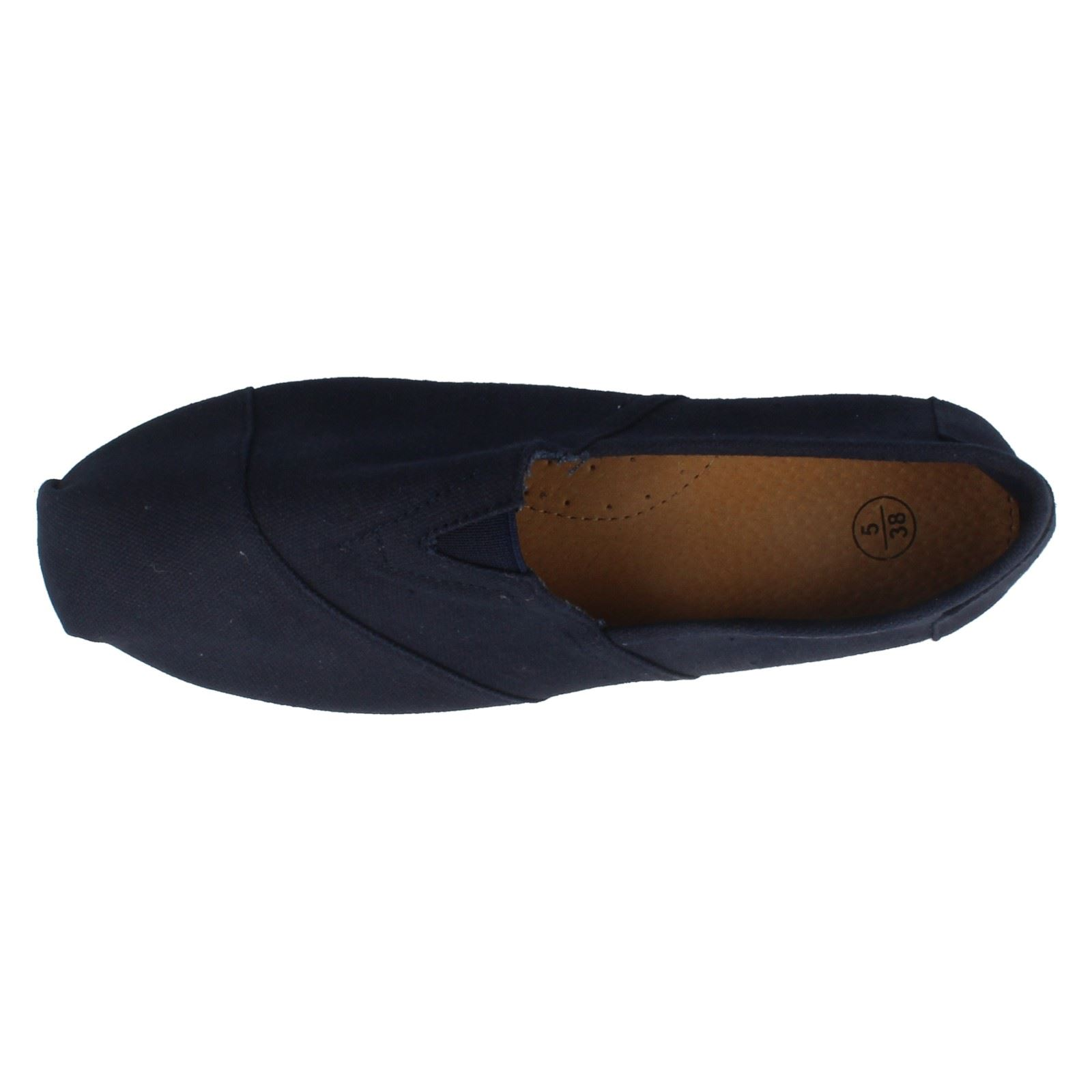 Boys Spot On Casual Slip On Shoes - The Style N1054 ~ N